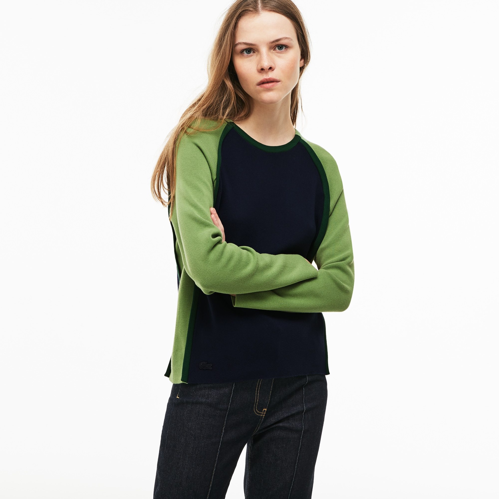 Women's Made in France Crew Neck Sweater