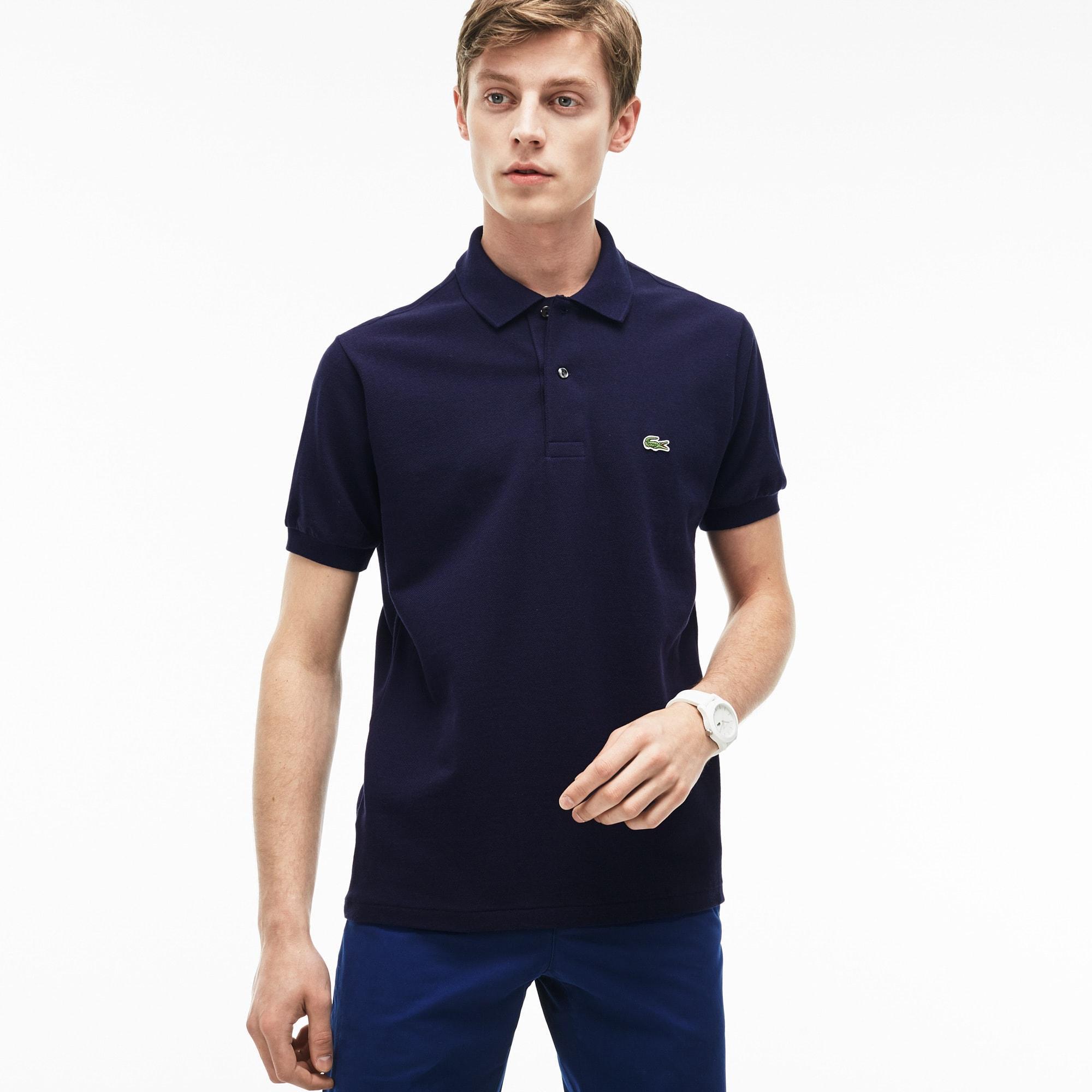 Men's Classic L.12.12 Chine Piqué Polo Shirt