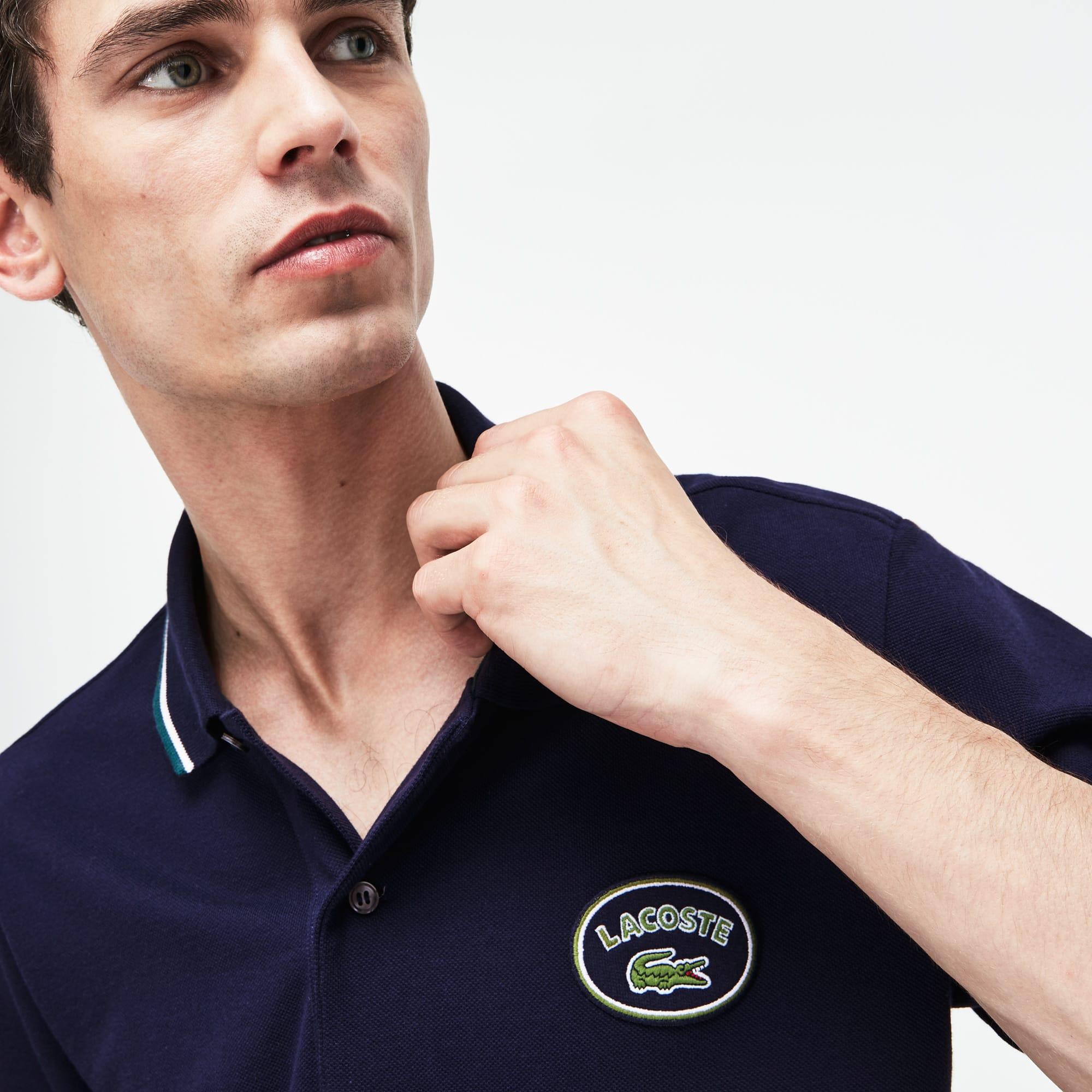 8bab9dd989 Slim fit Polo shirts | Men Fashion | LACOSTE