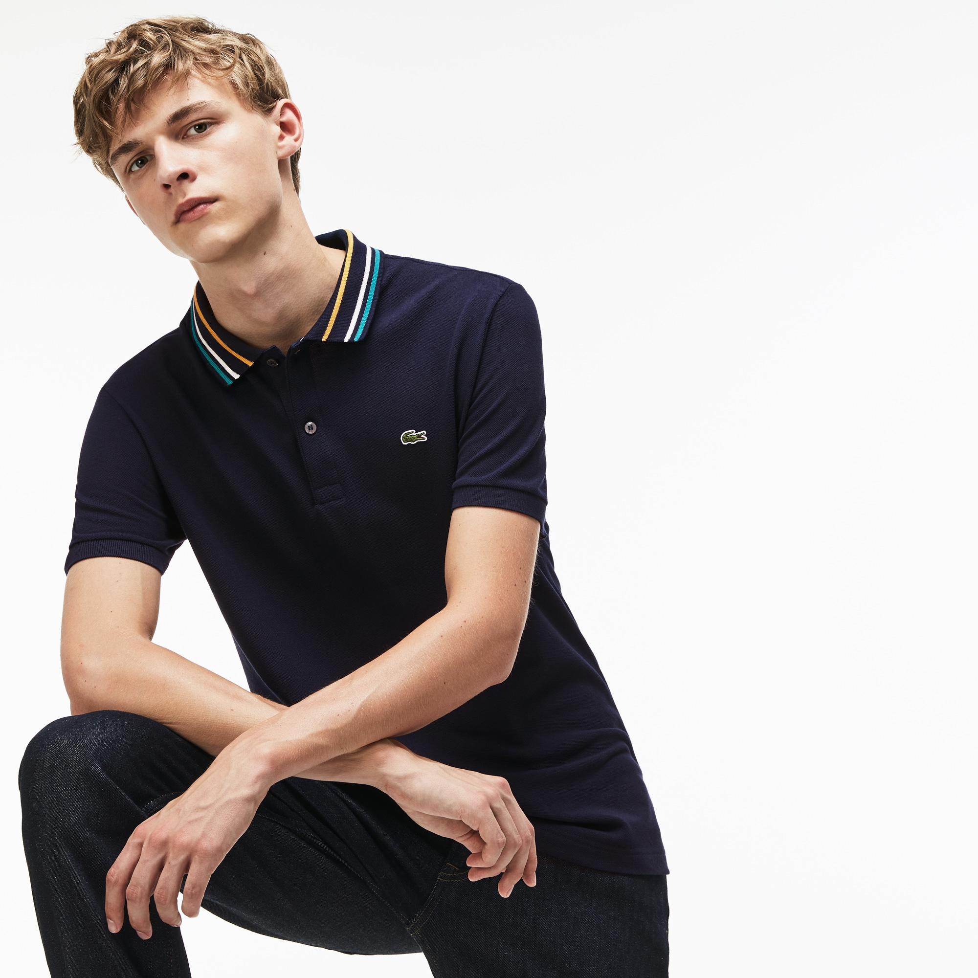 394f20a545 Slim fit Polo shirts | Men Fashion | LACOSTE
