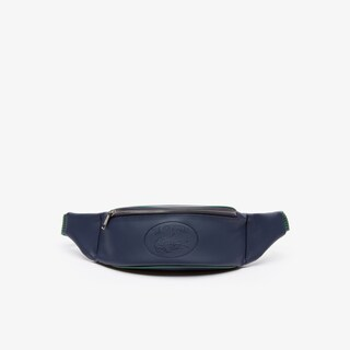 Men's 1930's Original Embossed Lettering Fanny Pack