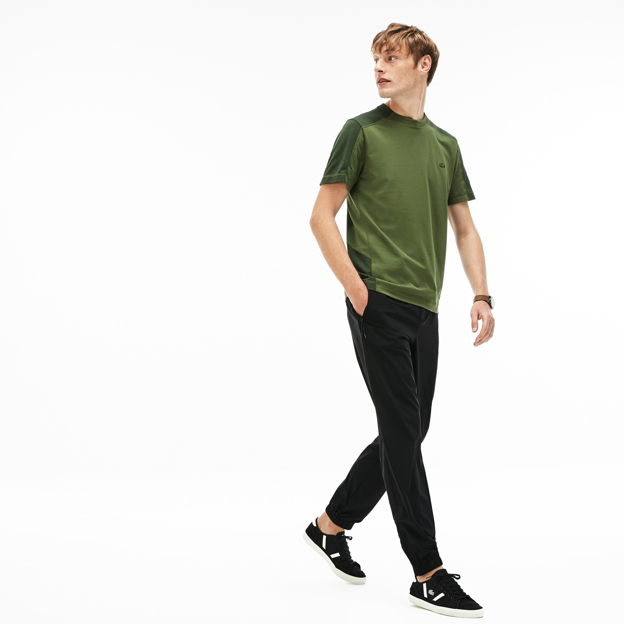 Men's Lacoste Motion Water-Resistant Chinos