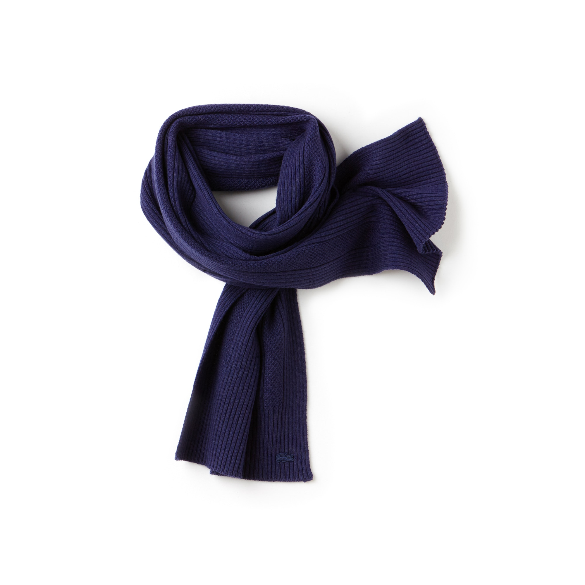 Men's Cashmere And Wool Scarf