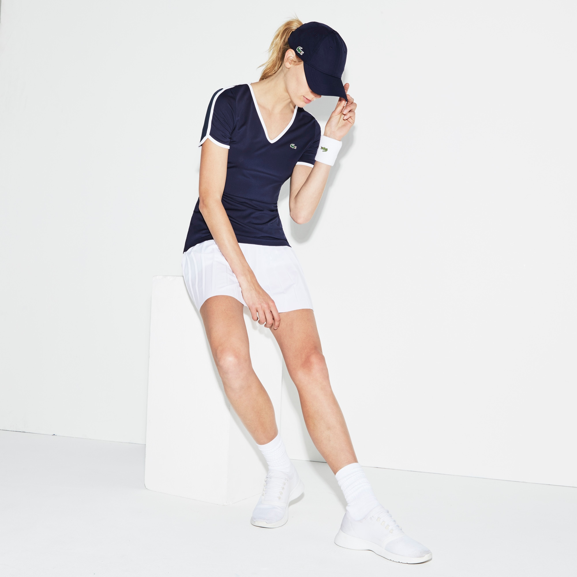 Women's SPORT Stretch Tennis T-Shirt
