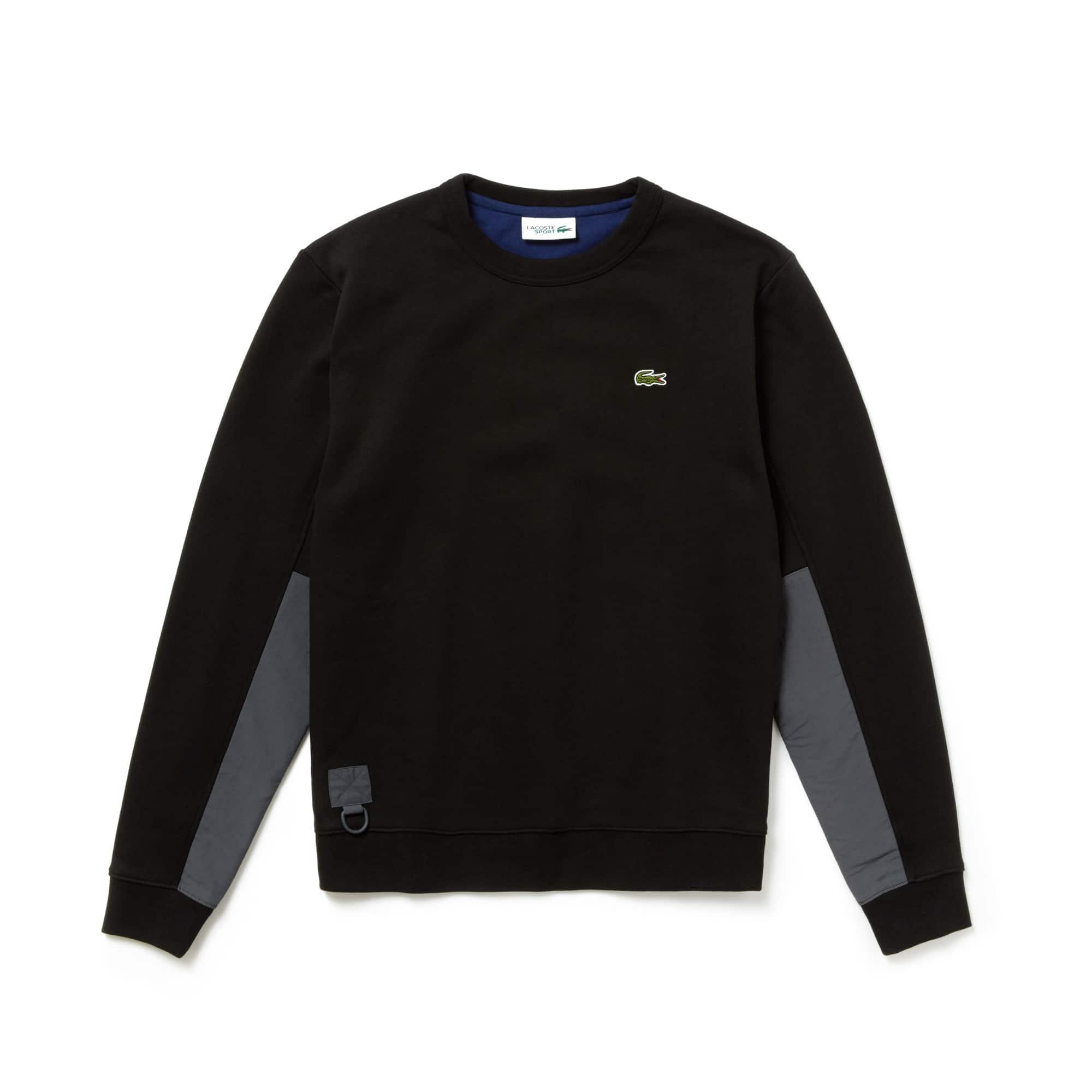 Men's SPORT Water-Resistant Fleece Tennis Sweatshirt