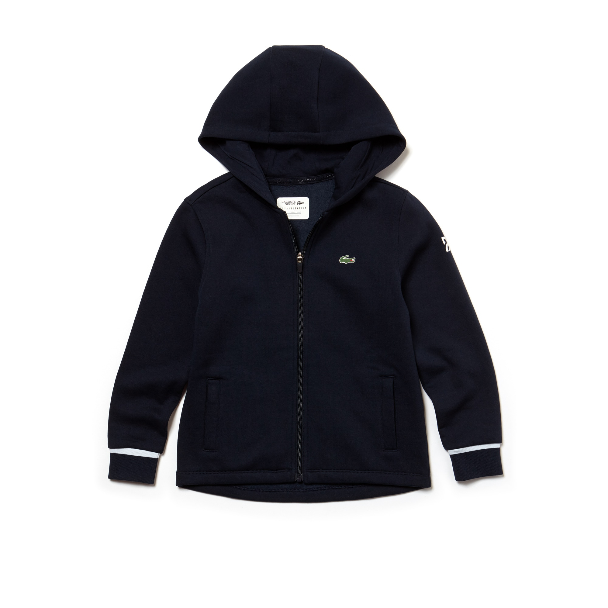 Boys' SPORT Hooded Sweatshirt - Novak Djokovic Supporter Collection