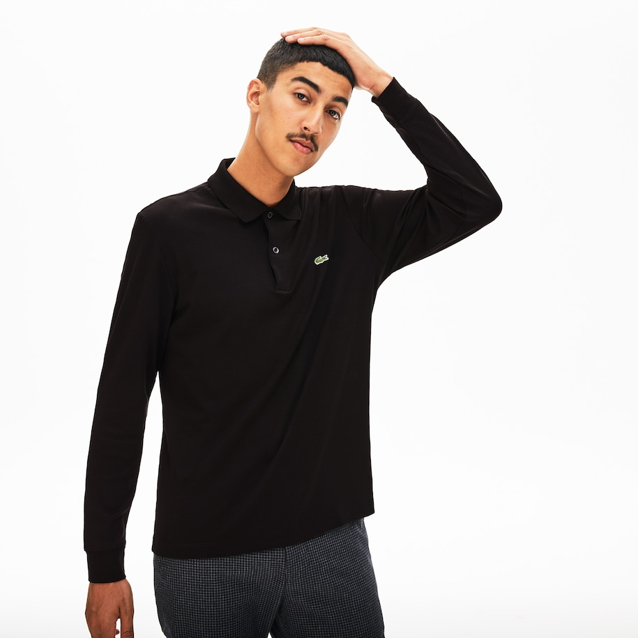 Men's Regular Fit Cotton Polo