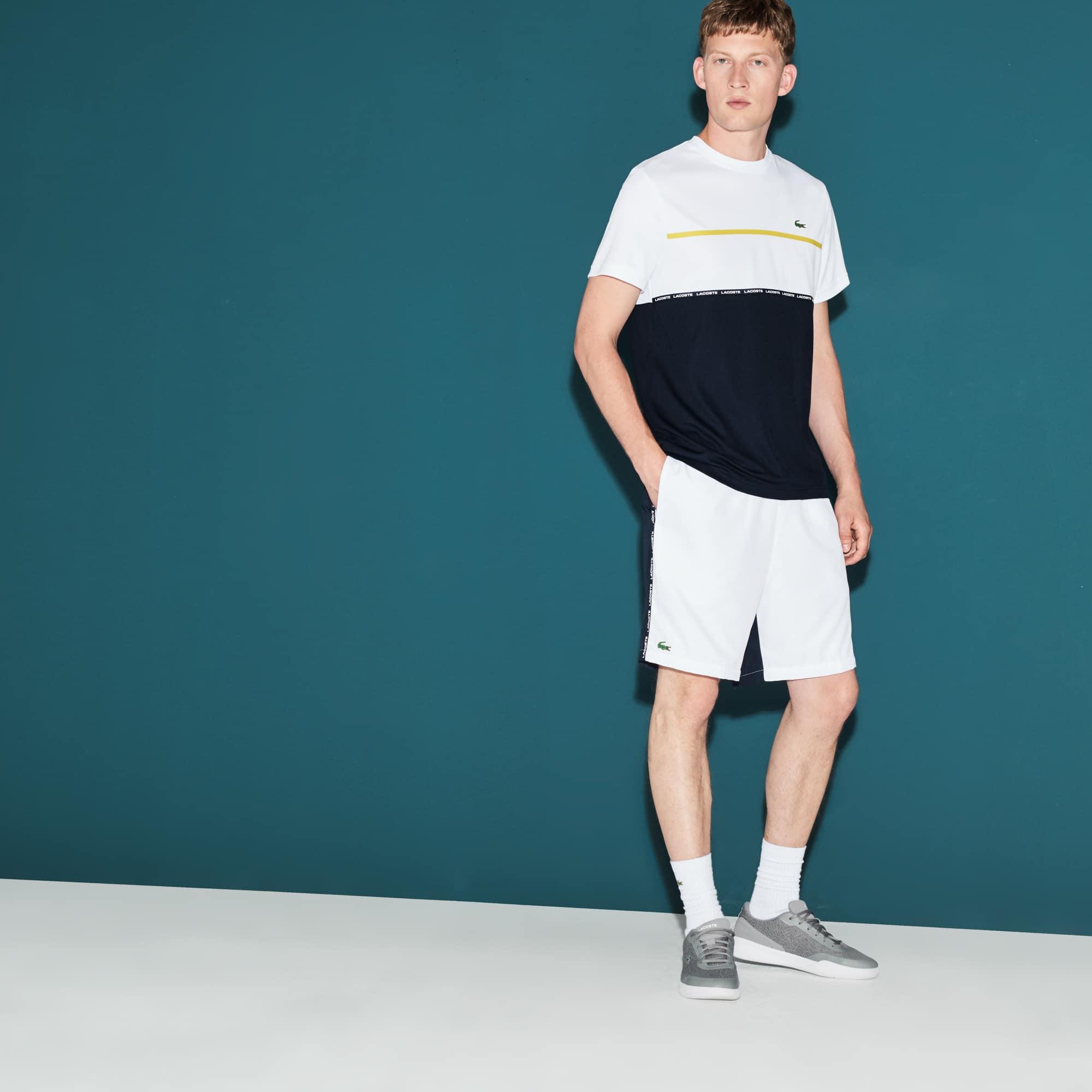 Men's  SPORT Tennis Colorblock Shorts