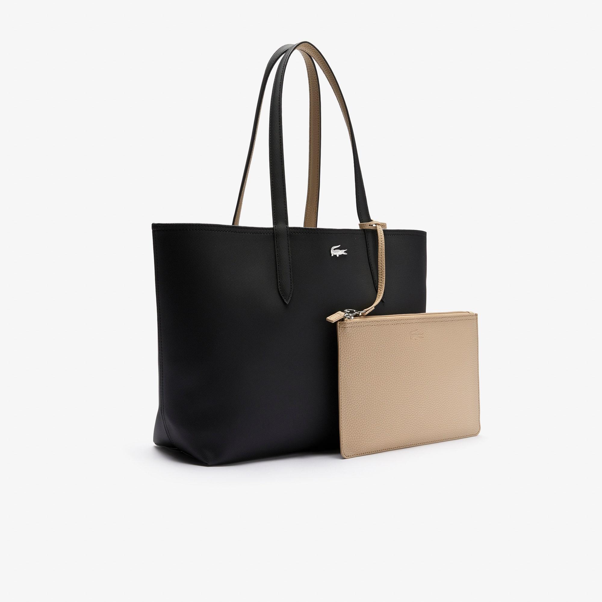 a2a3e30cf0 Women's Anna Reversible Tote Bag | LACOSTE