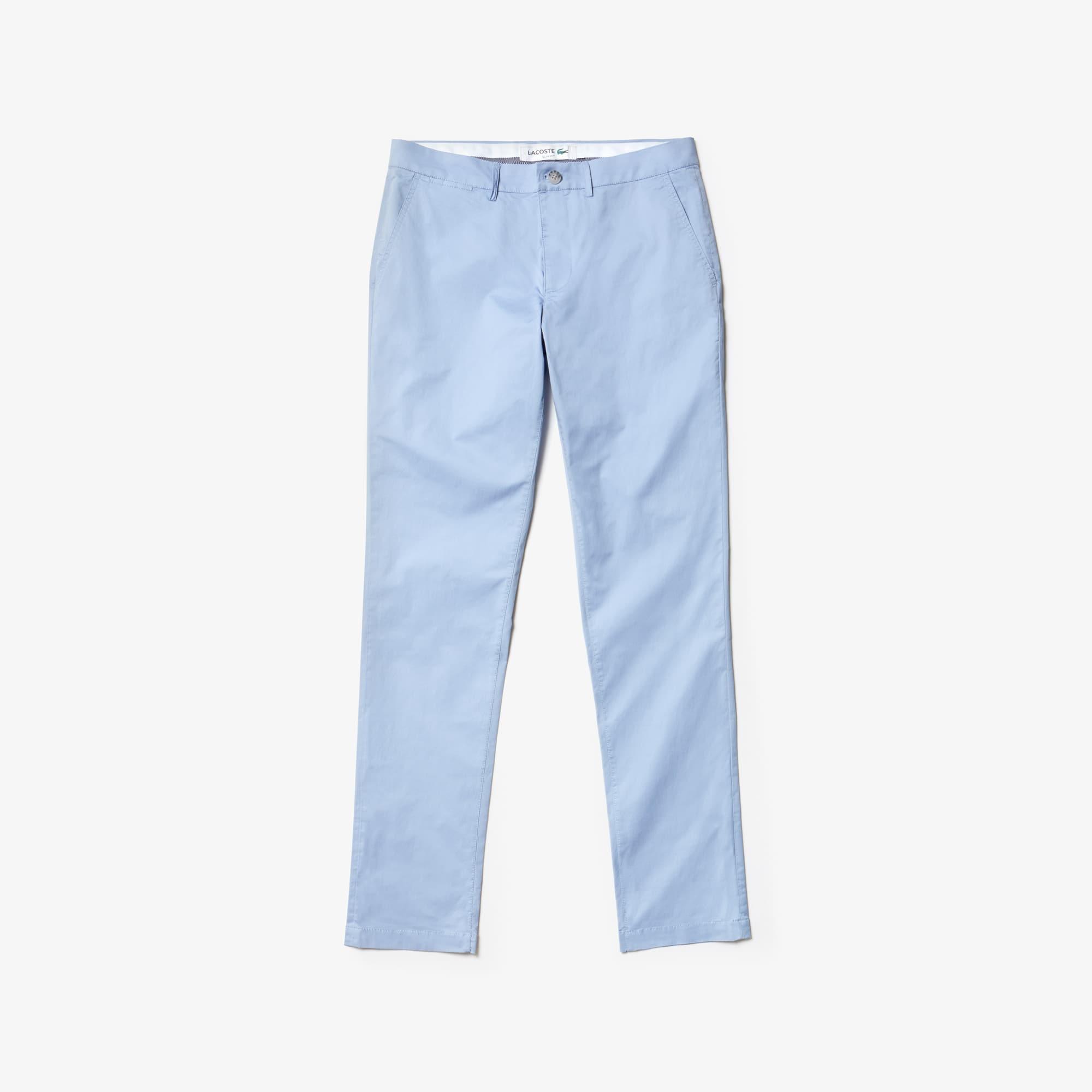 95f34665 Men's Slim Fit Stretch Cotton Pants