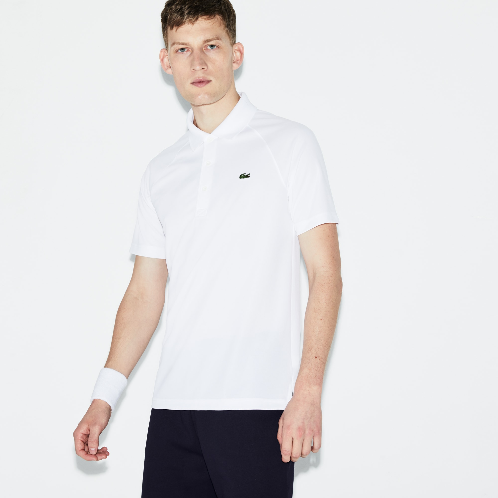 53d00988b155 Men s SPORT Technical Piqué Tennis ...