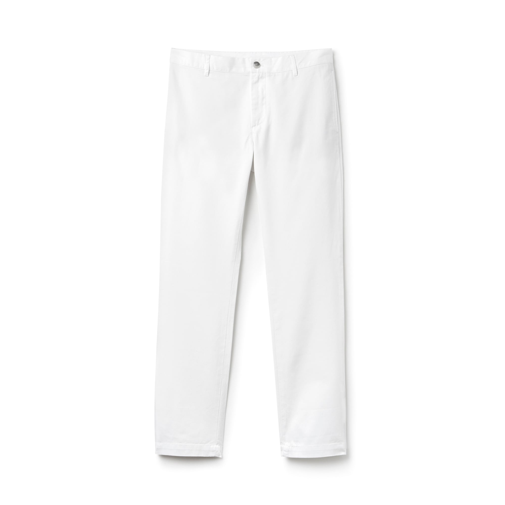 Men's Regular Fit Cotton Twill Chino Pants