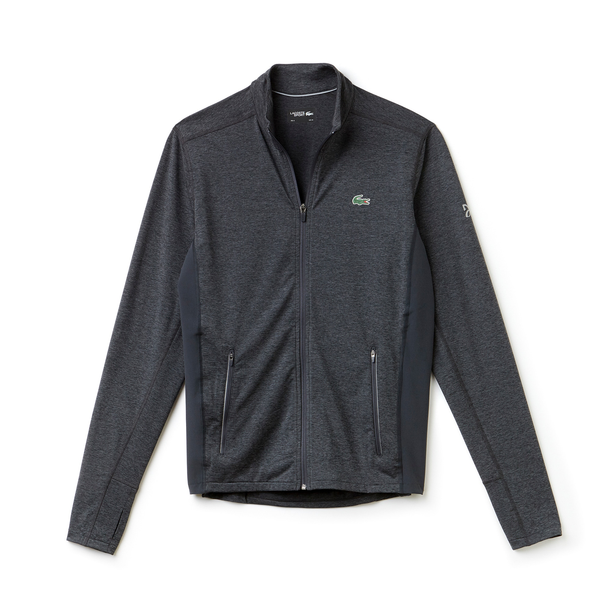 Men's Sweatshirt Lacoste x Novak Djokovic - Exclusive Edition