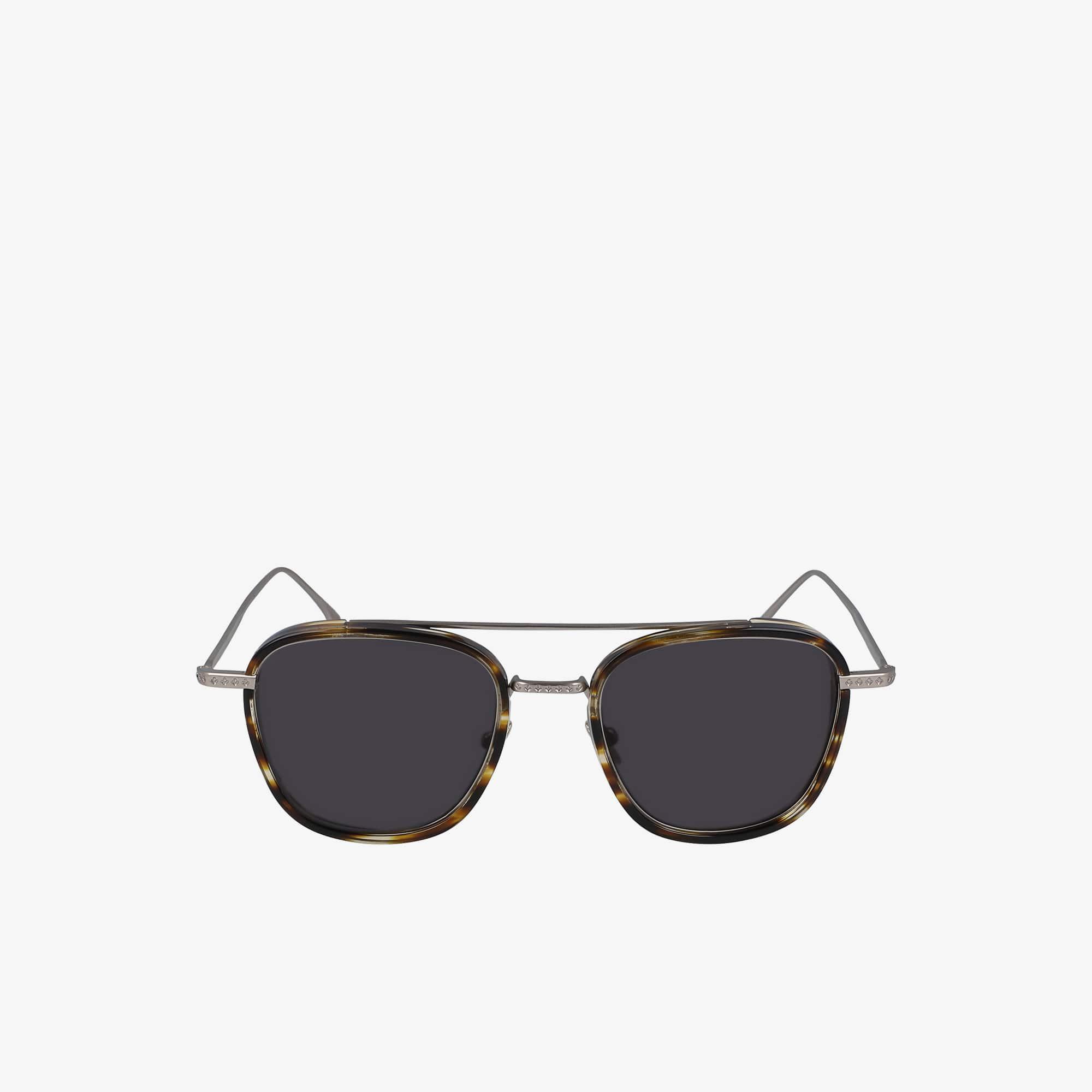 라코스테 X 노박 조코비치 렉탱글 선글라스 Lacoste Modified Rectangle Metal Novak Djokovic Capsule Sunglasses