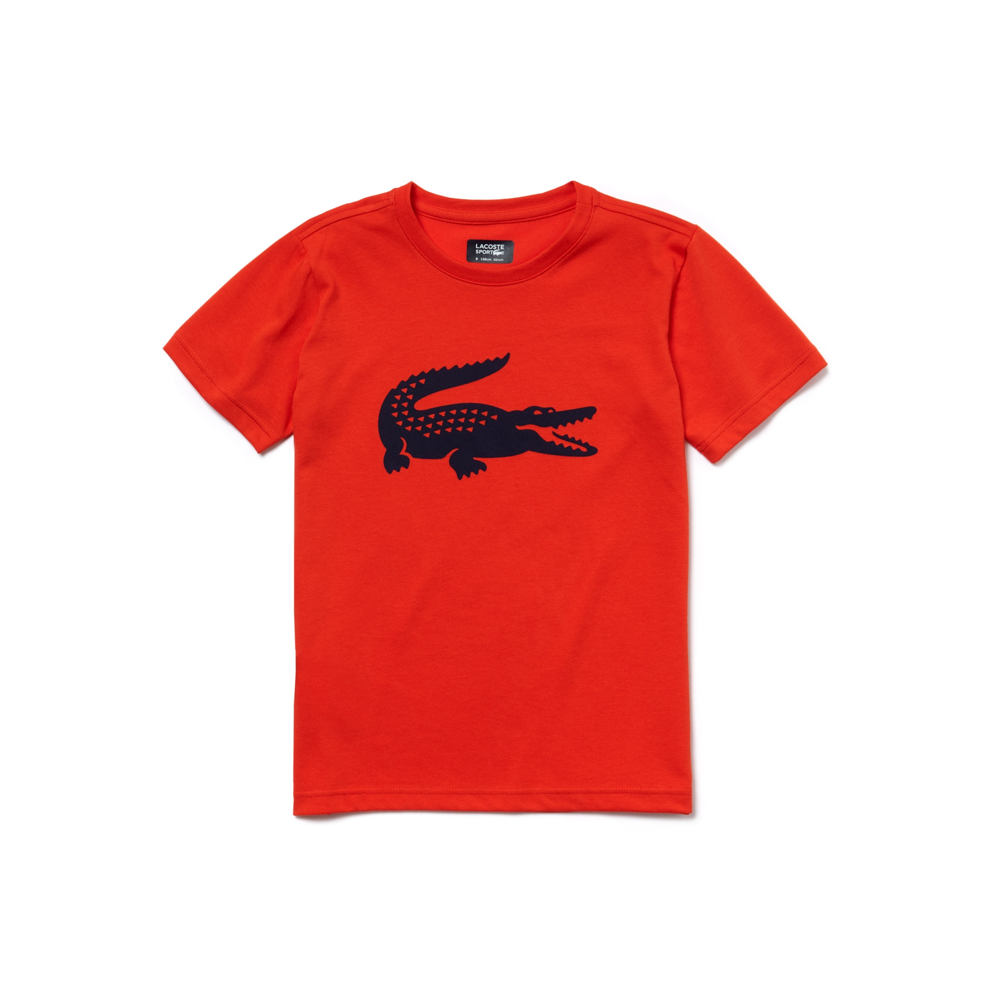 Kid's Sport Technical Jersey Oversized Croc Tennis T-Shirt