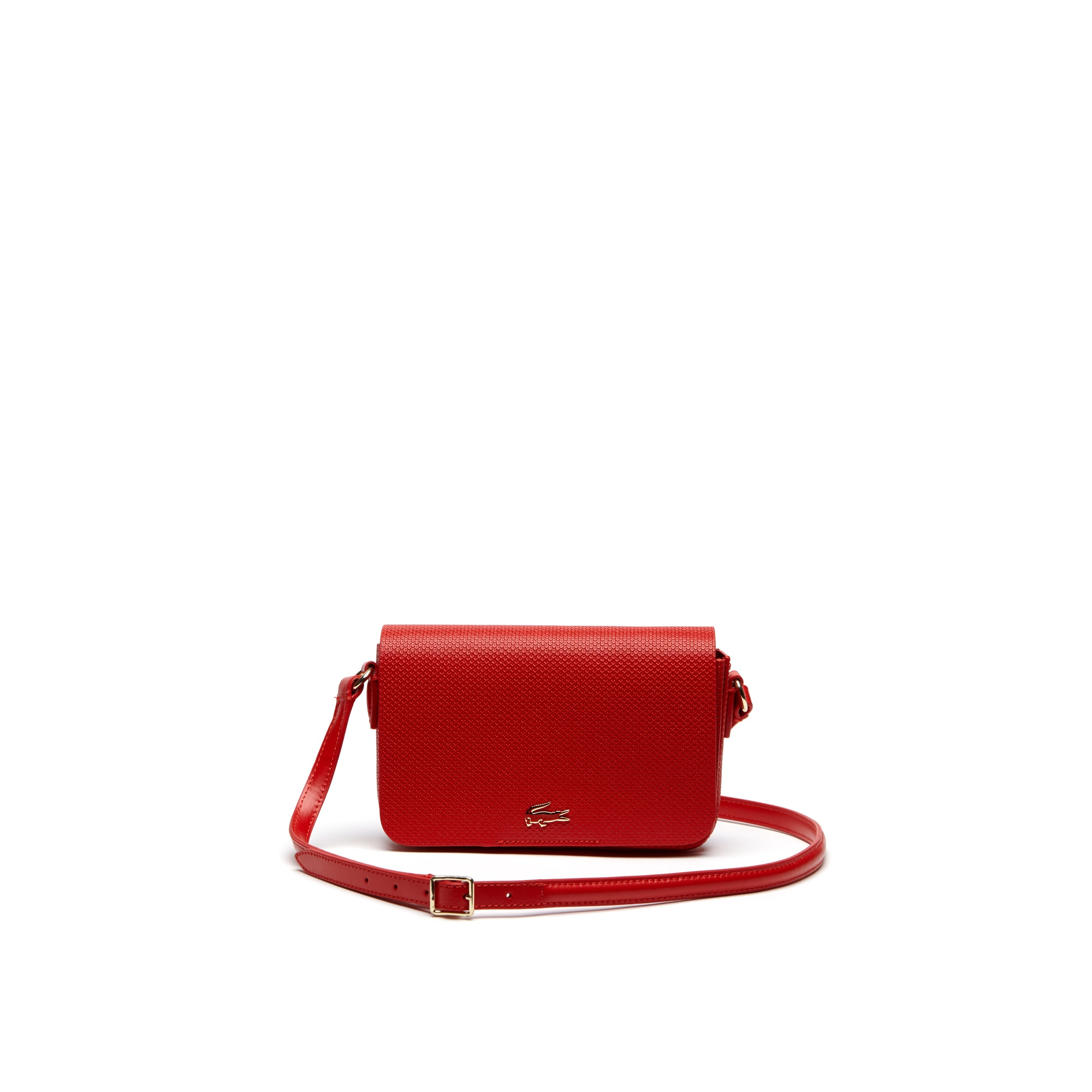 Women's Chantaco Piqué Leather Crossover Bag