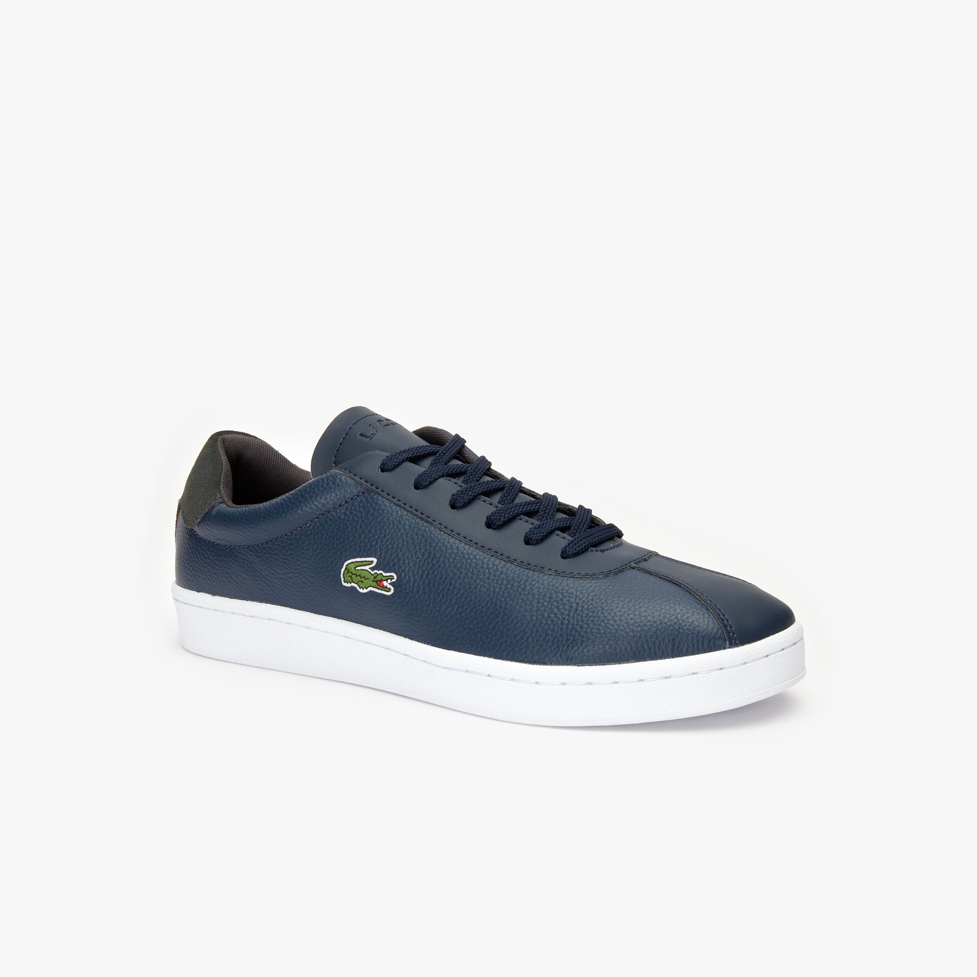 Lacoste Sneakers Men's Masters Leather-Paneled Sneakers
