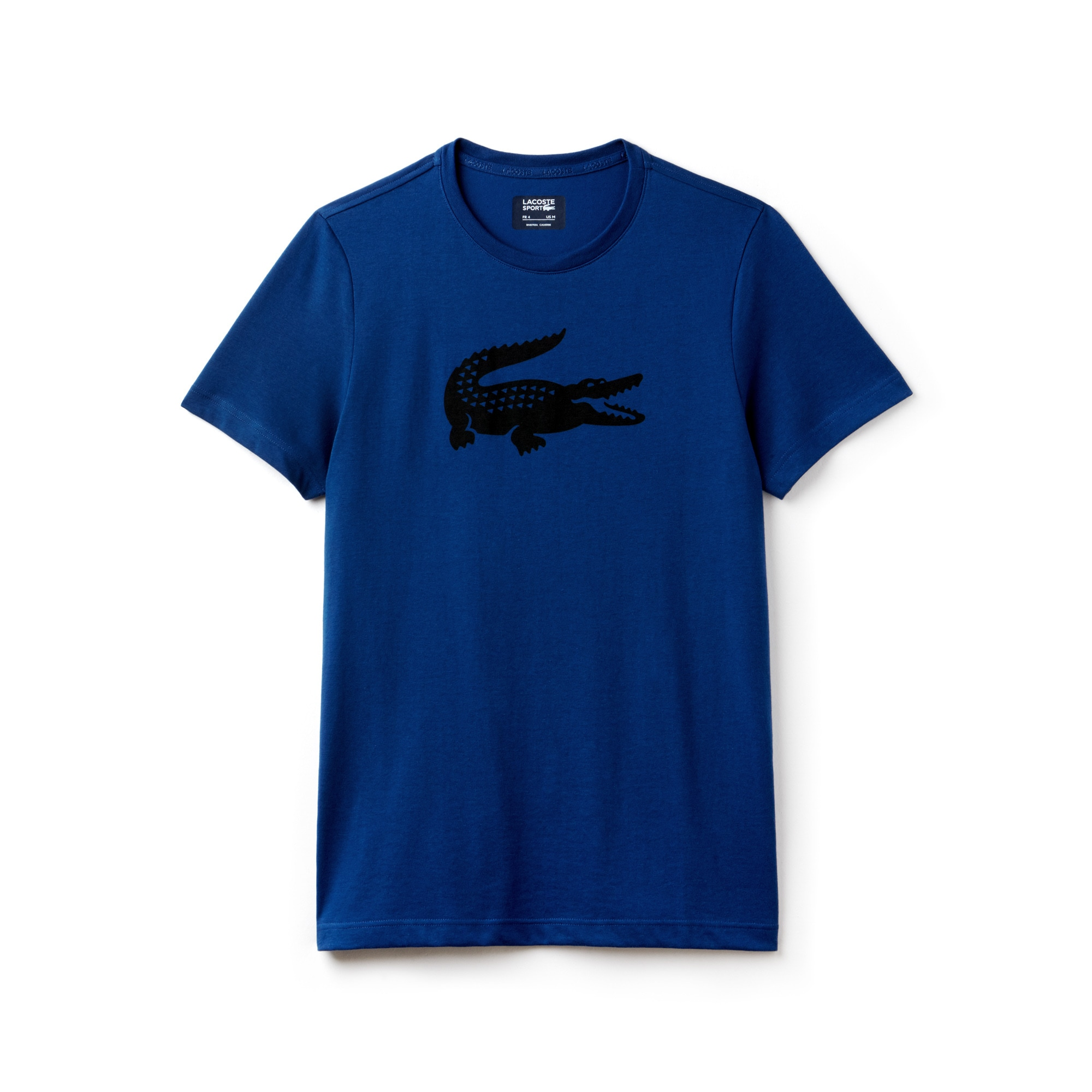 Men's SPORT Oversize Croc Tech Jersey Tennis T-shirt
