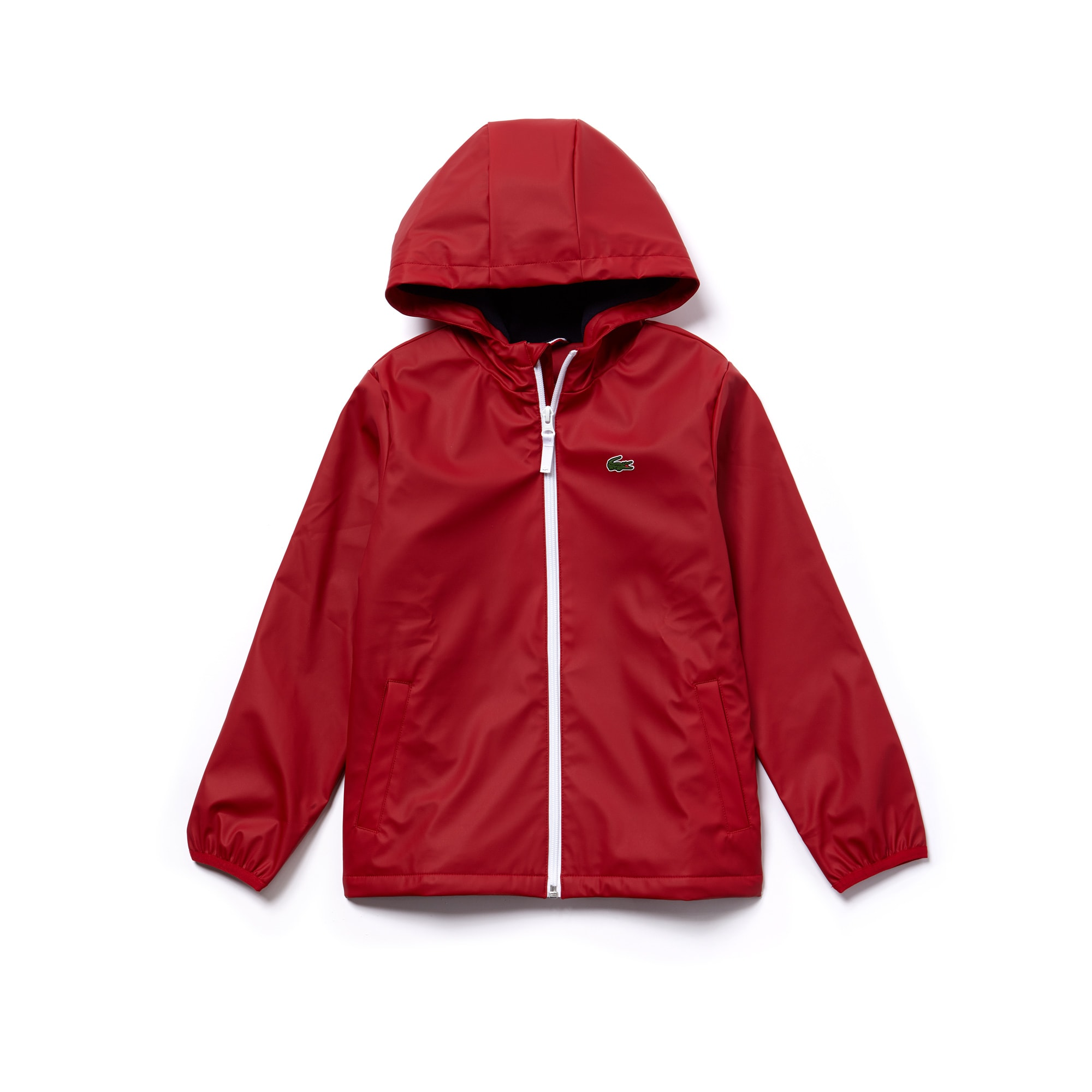 Boys' Water-Resistant Technical Jersey Parka