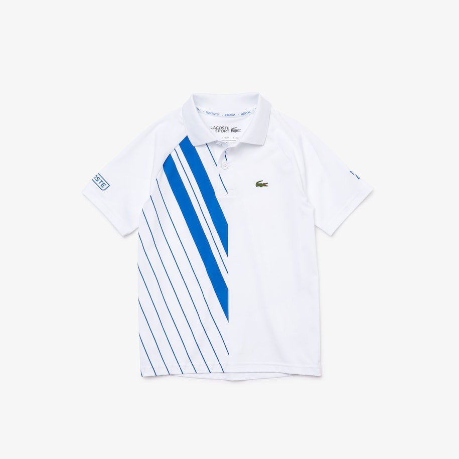Boys' SPORT x Novak Djokovic Breathable Stretch Polo