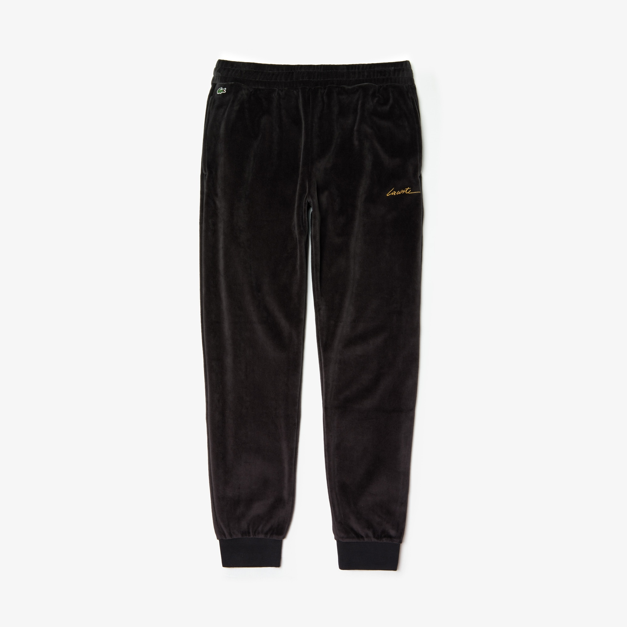 Men's LIVE Golden Signature Velvet Sweatpants