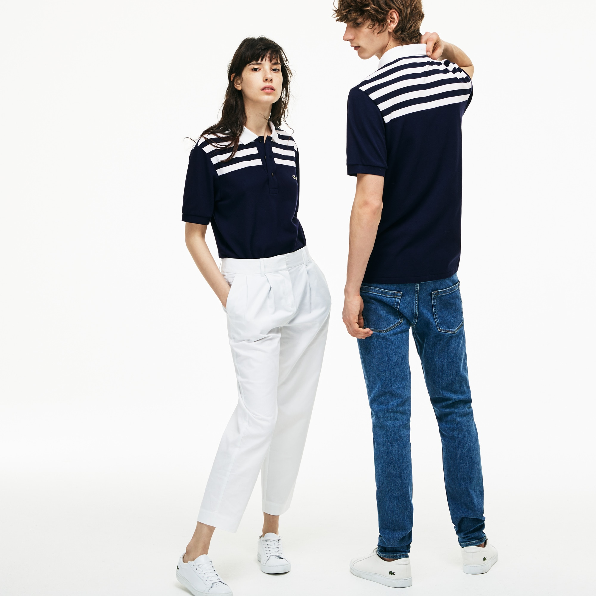 Unisex L.12.12 85th Anniversary Limited Edition Piqué Polo