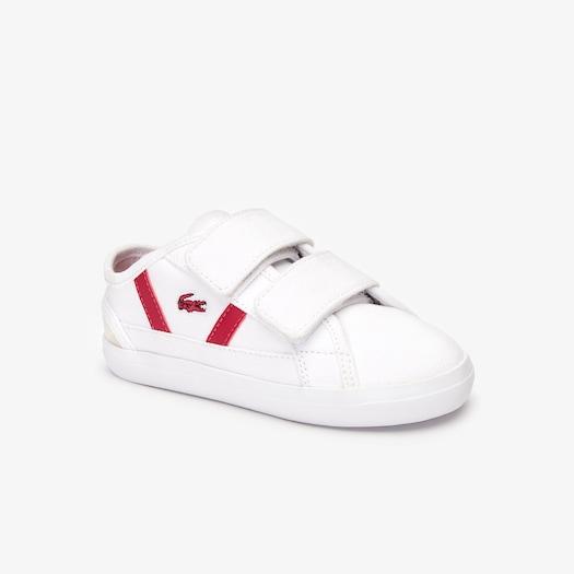 라코스테 찍찍이 운동화 Lacoste Kids Light Sports Sneakers