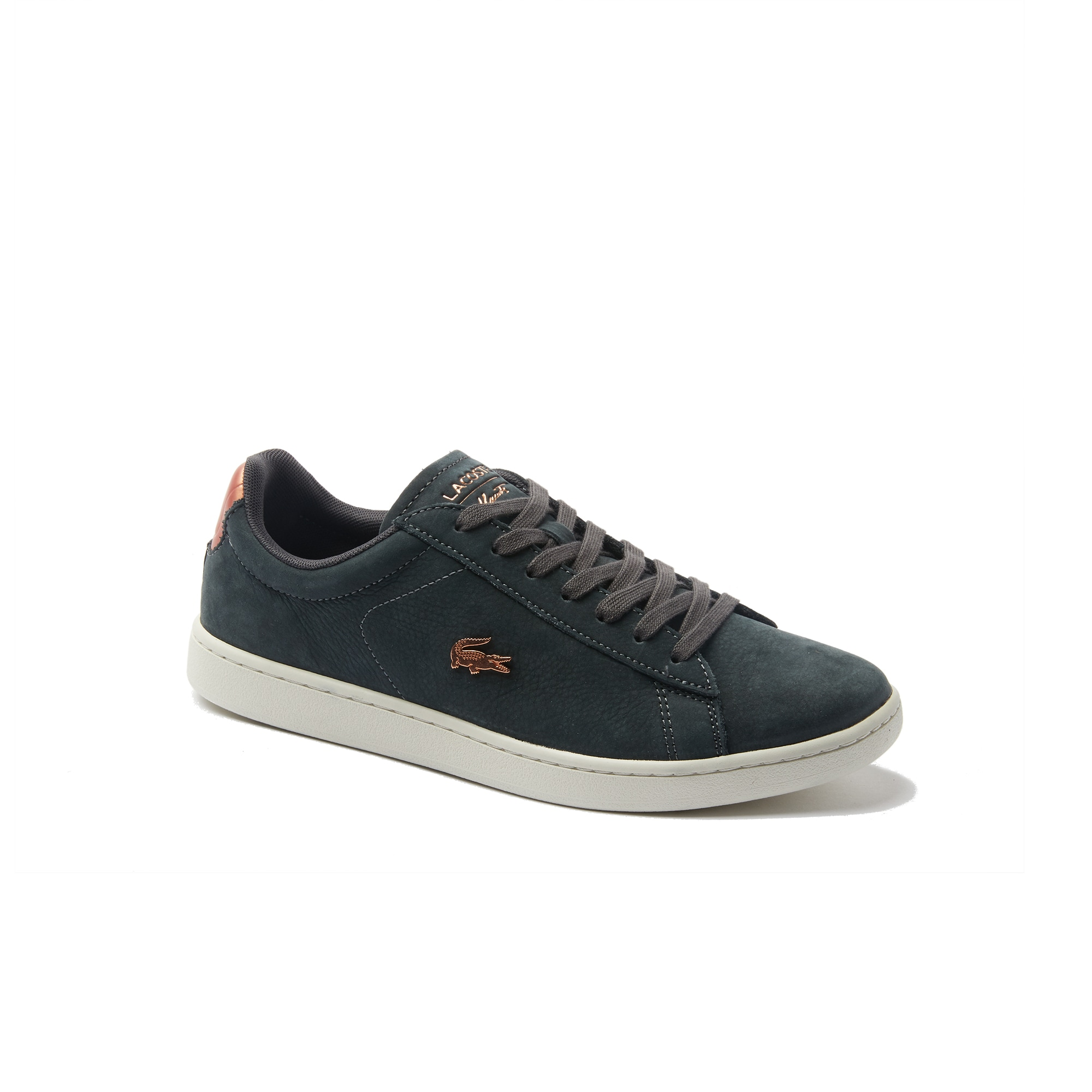 lacoste carnaby rose gold