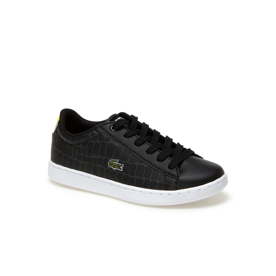 Kids' Carnaby Evo Leather-look Trainers