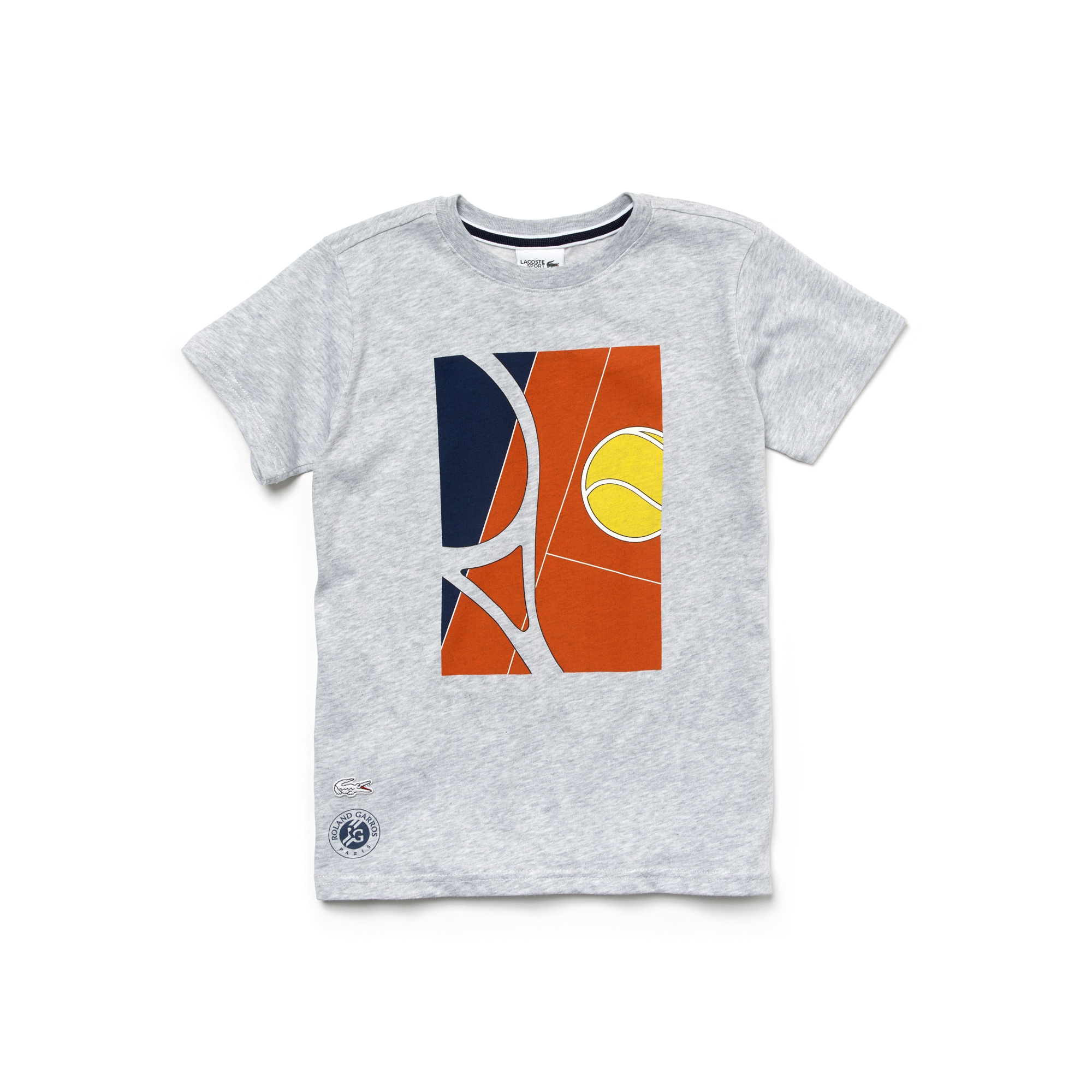 Boy's SPORT French Open Player Print T-Shirt