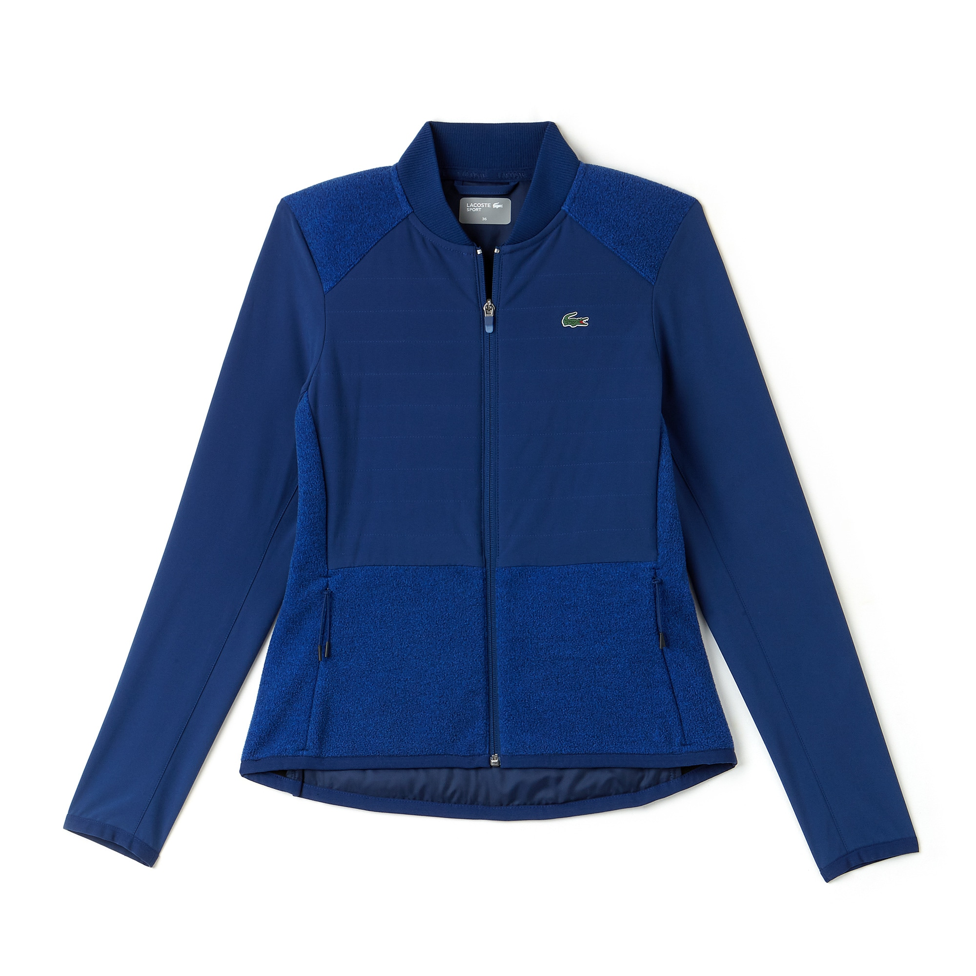 Women's SPORT Quilted Taffeta And Fleece Golf Jacket