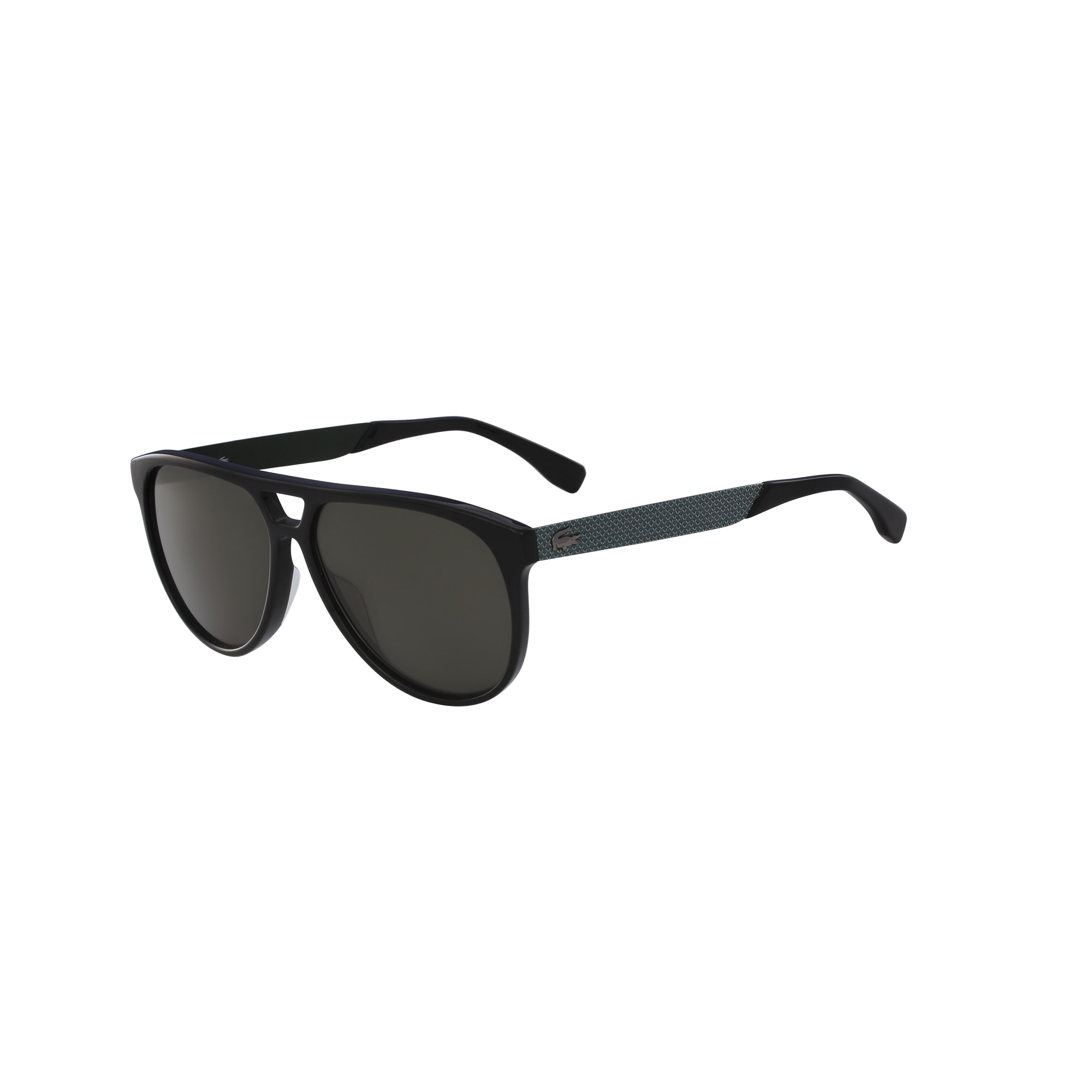 Men's Plastic Pilot Shape Sunglasses