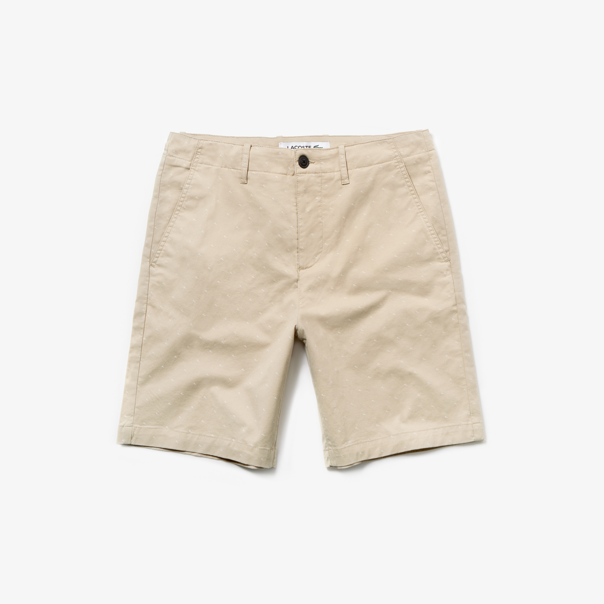 Men's Cargo Fit Stretch Cotton Shorts