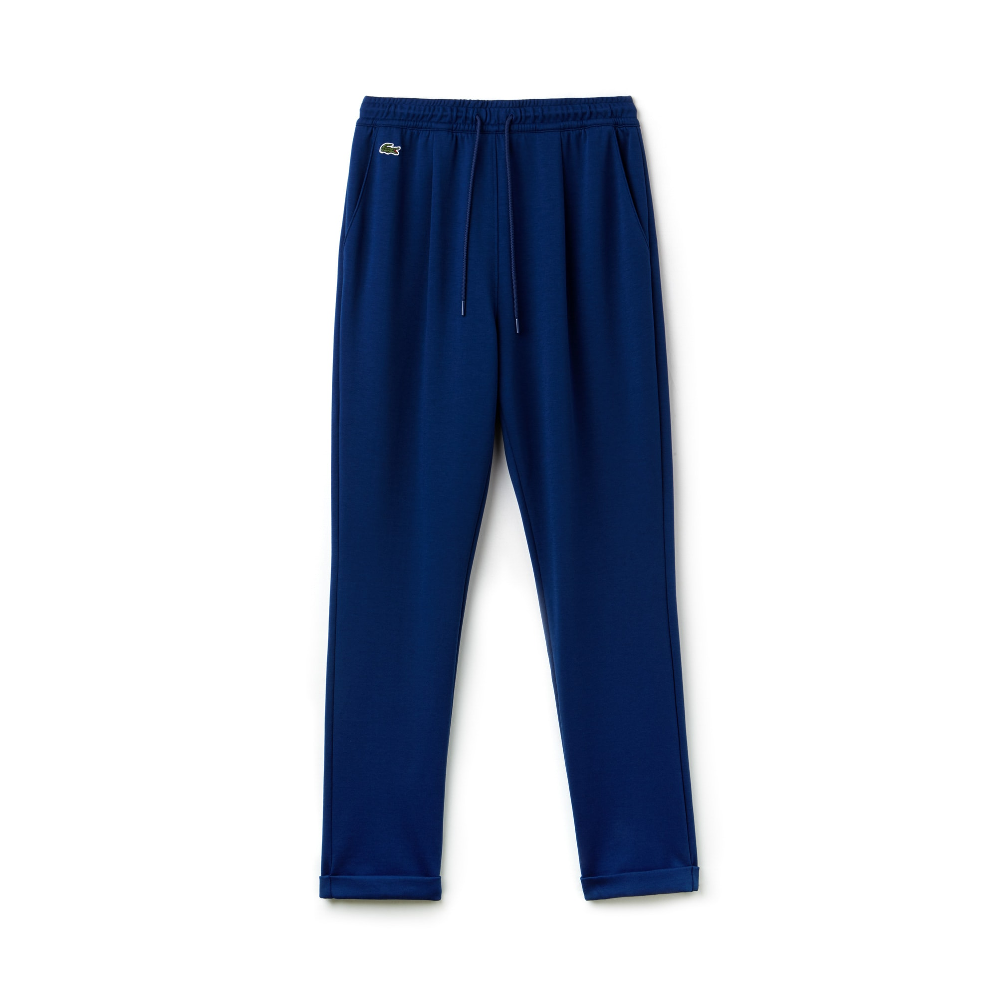 Women's SPORT Pleated Cotton Tennis Trackpants
