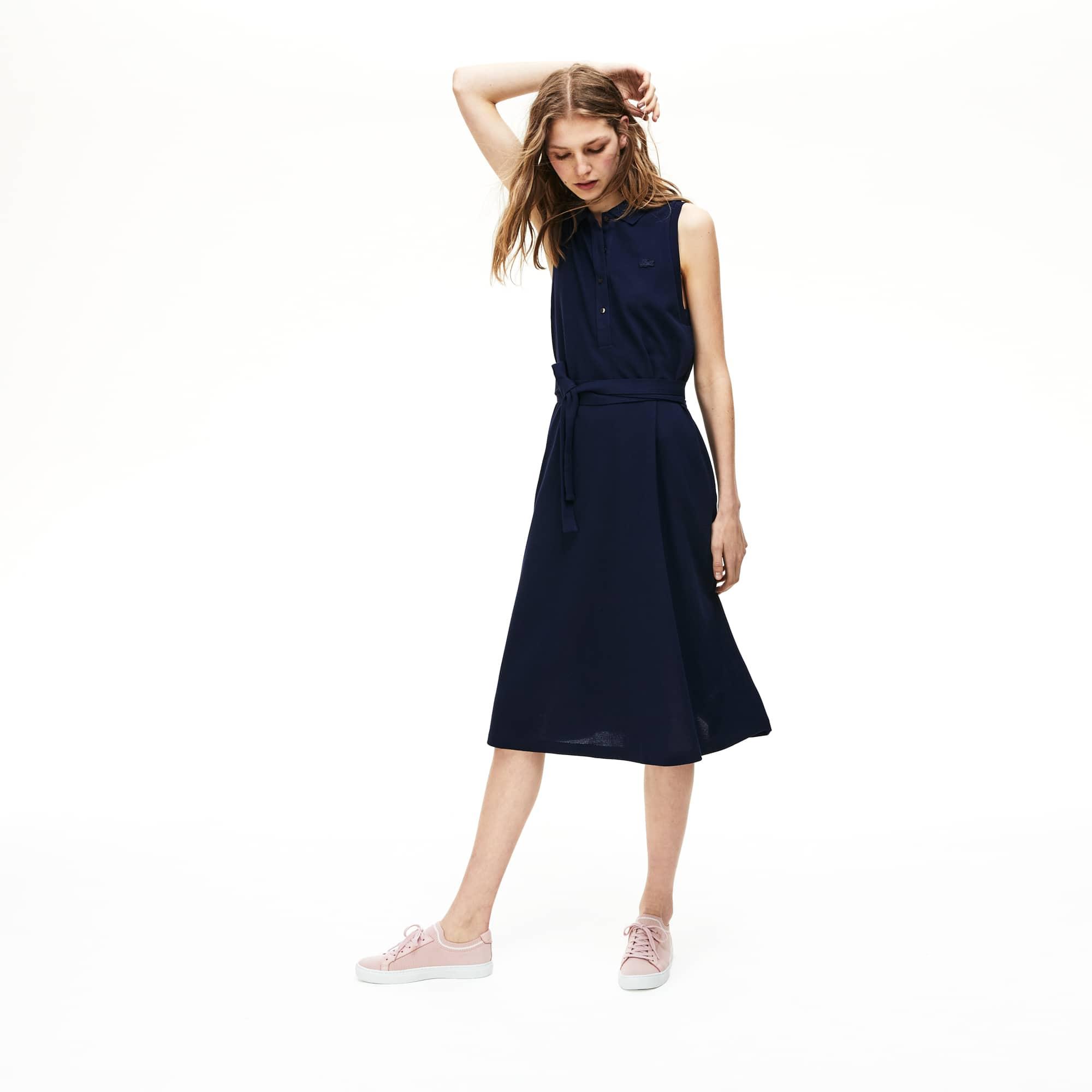 af75c59667901a New. Women s Soft Petit Piqué Polo Dress.  165.00