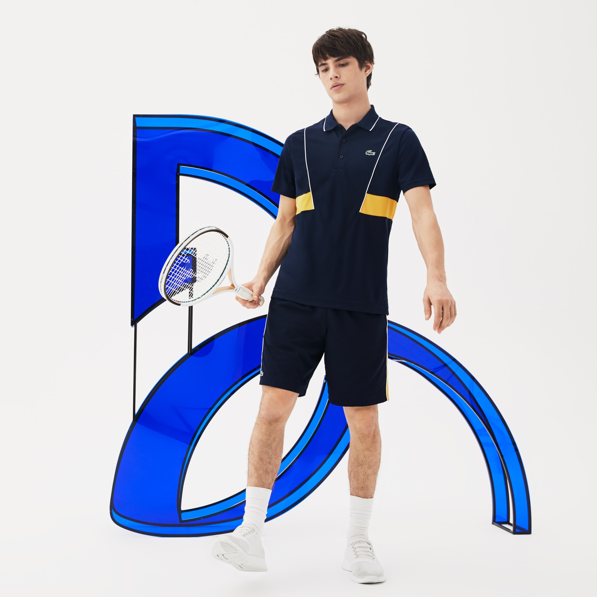 Men's SPORT Colorblock Shorts - Novak Djokovic Collection