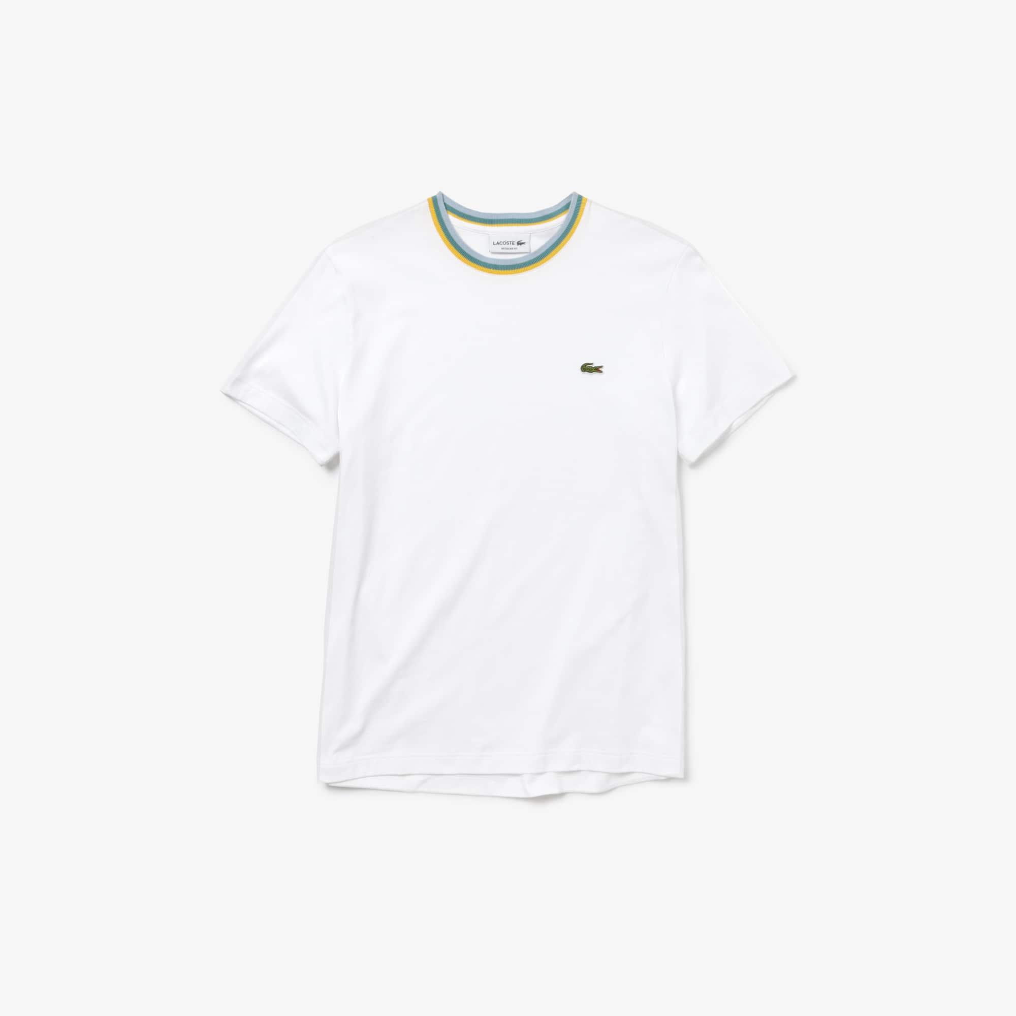 afa0c63a00be New. Men s Crew Neck Cotton T-shirt