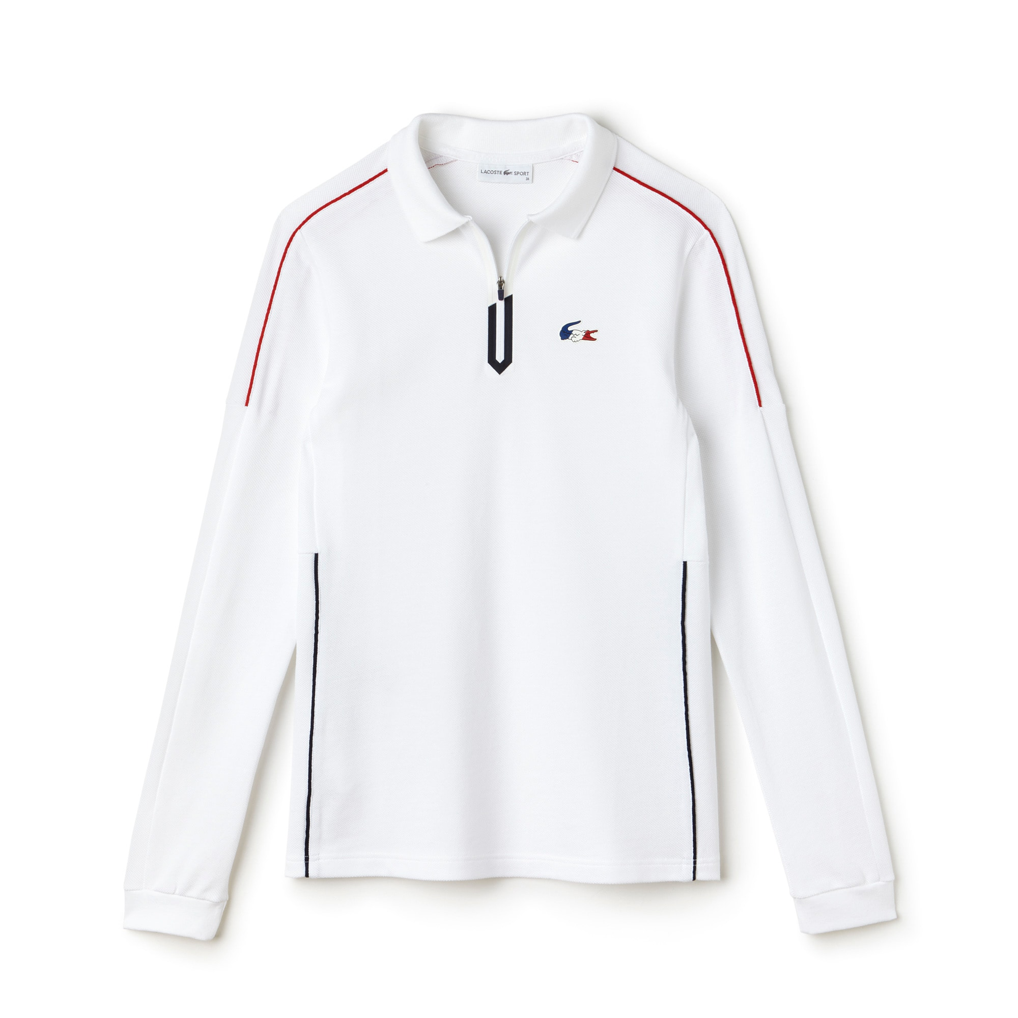 Women's French Sporting Spirit Edition Thick Piqué Polo