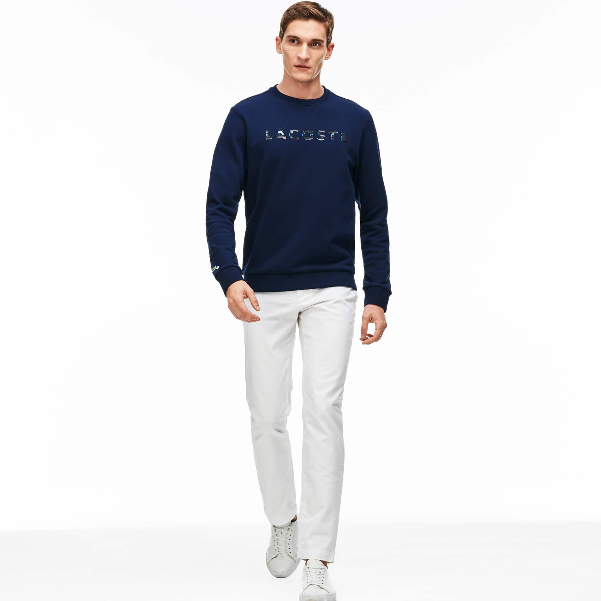 Men's Regular Fit Cotton Twill Chino Pants