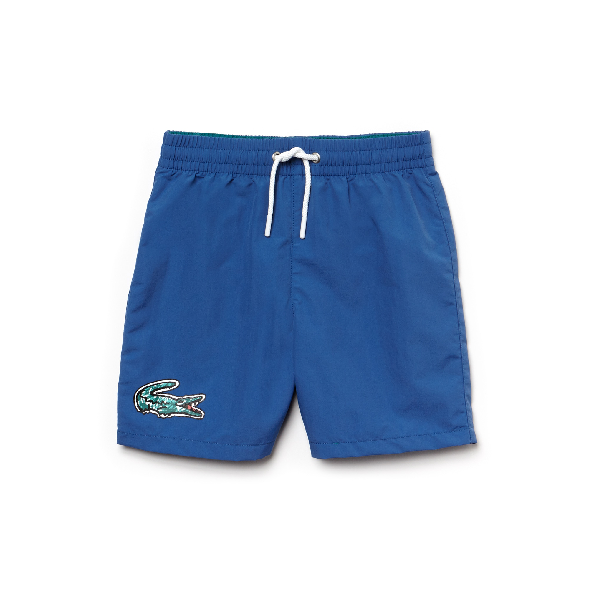 Boys' Oversized Crocodile Swimming Trunks