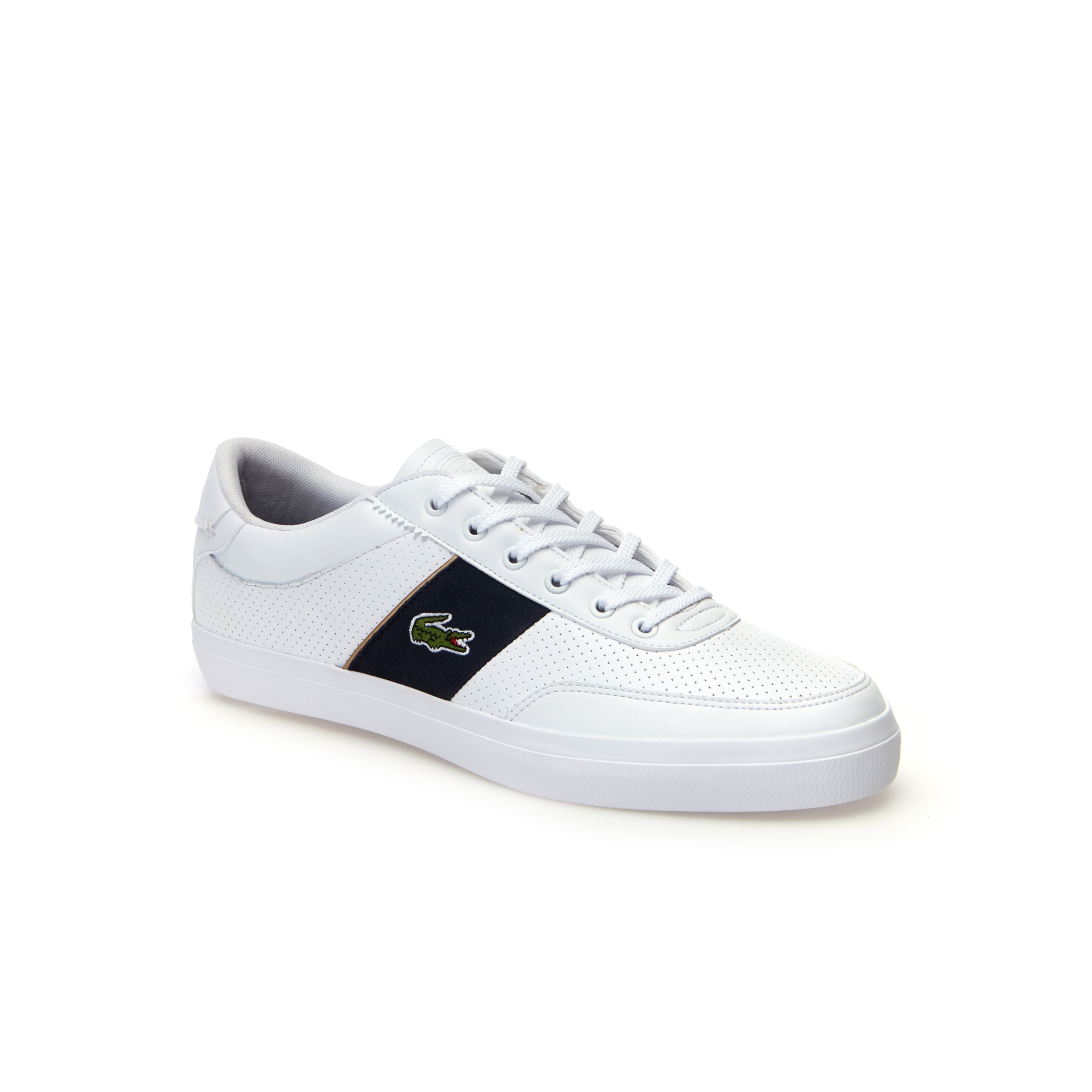 Men's Court-Master Nappa Leather Trainers