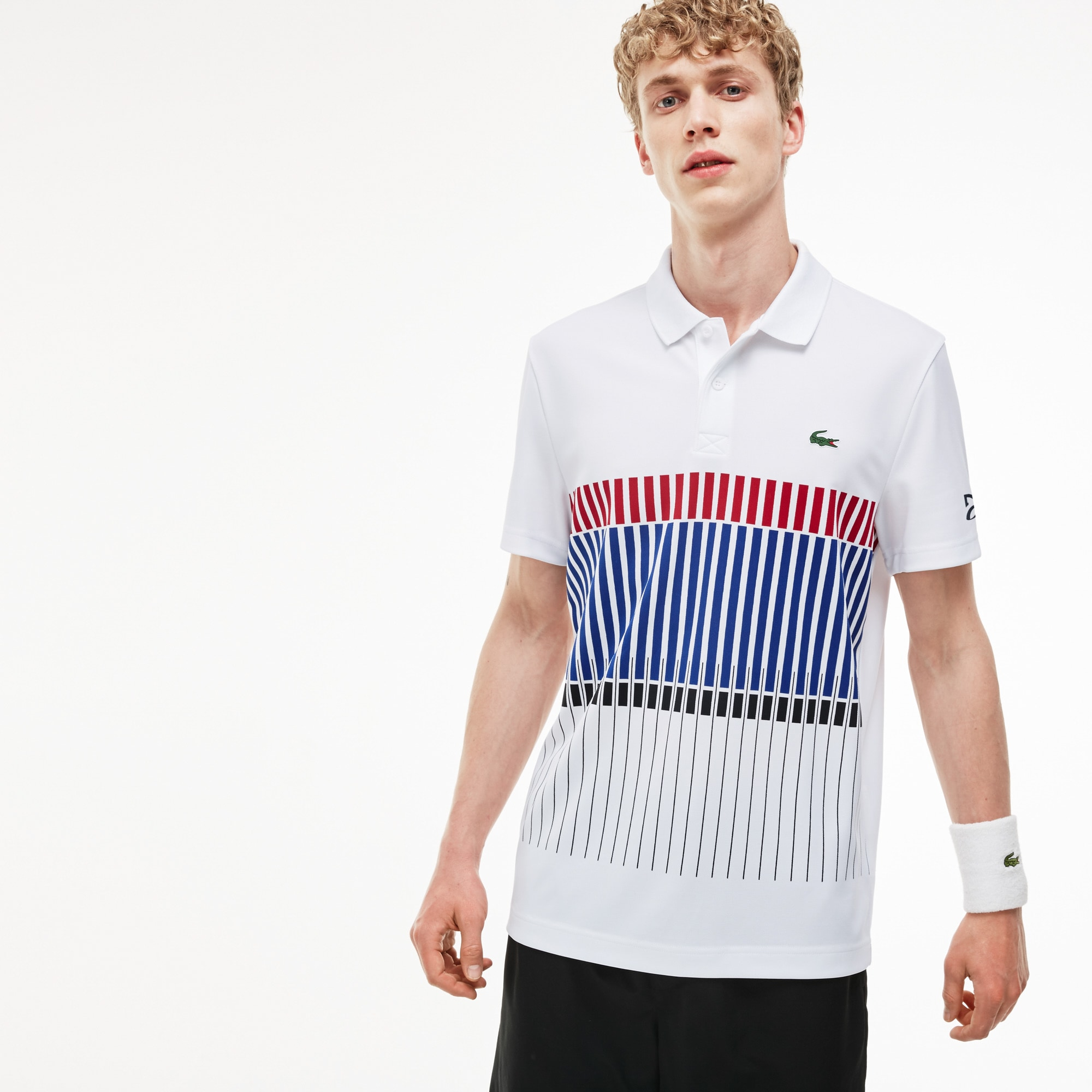 Men's Polo Lacoste x Novak Djokovic - Exclusive Edition