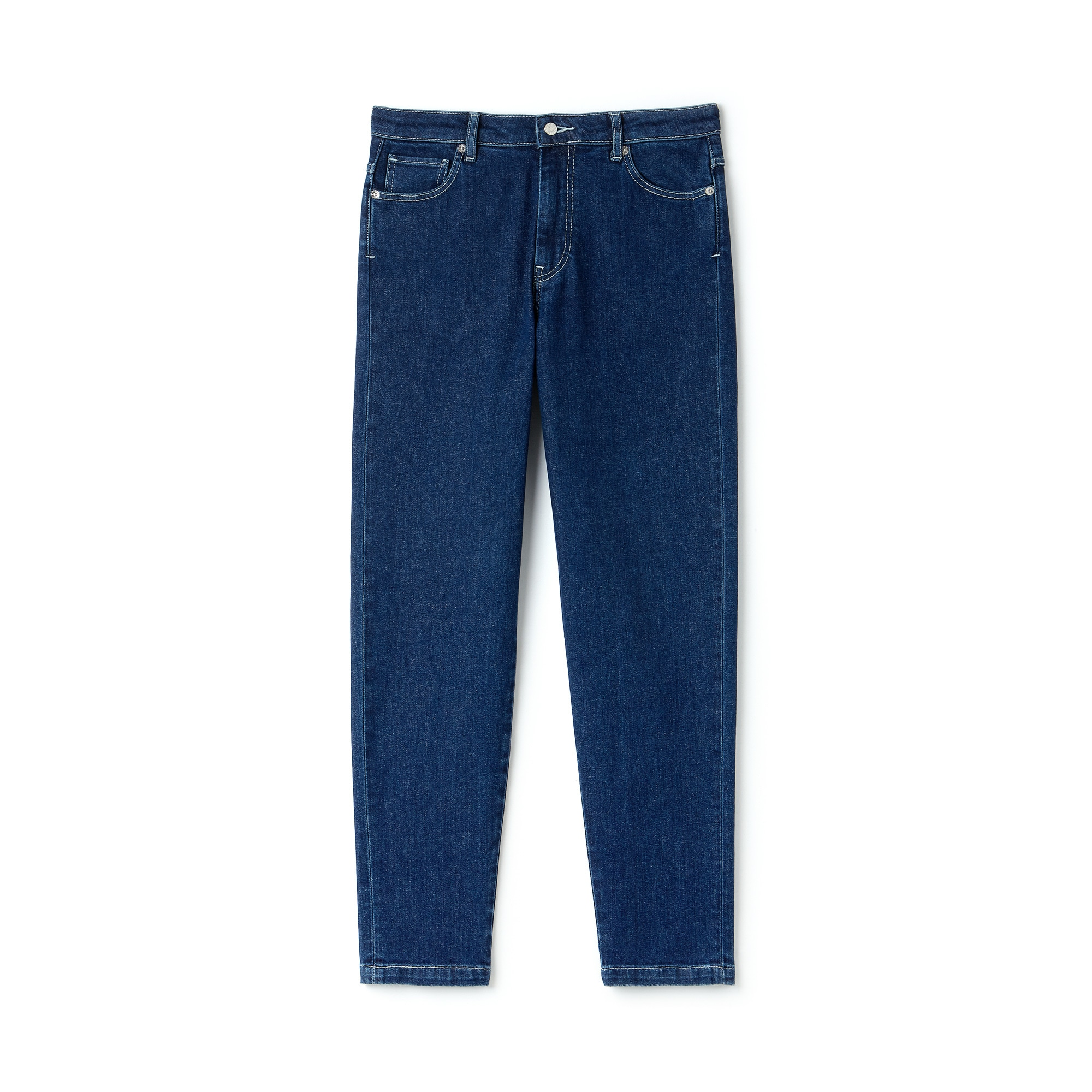 Women's Regular Fit Stretch Cotton Denim Carrot Pants