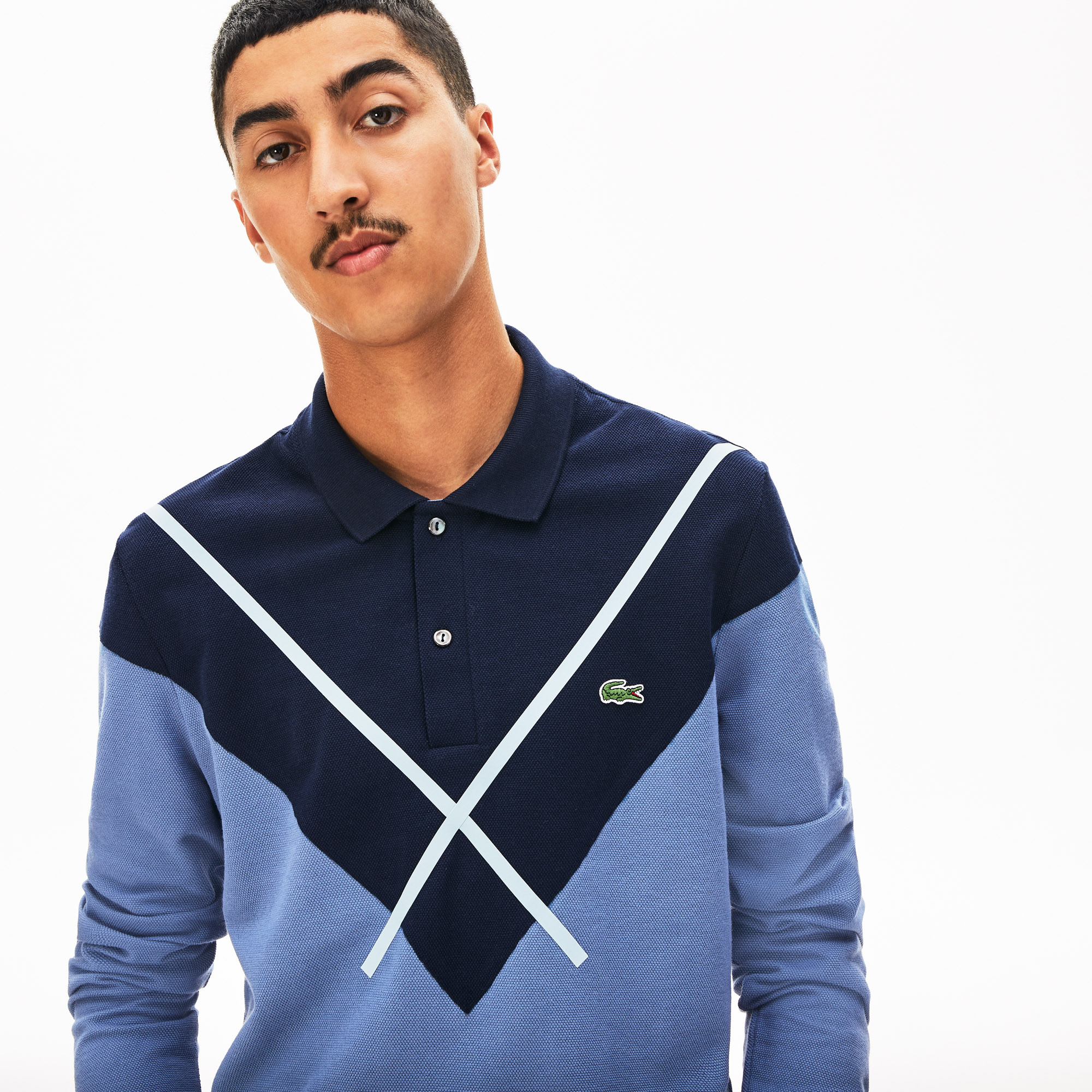 Men's Made In France Regular Fit Polo