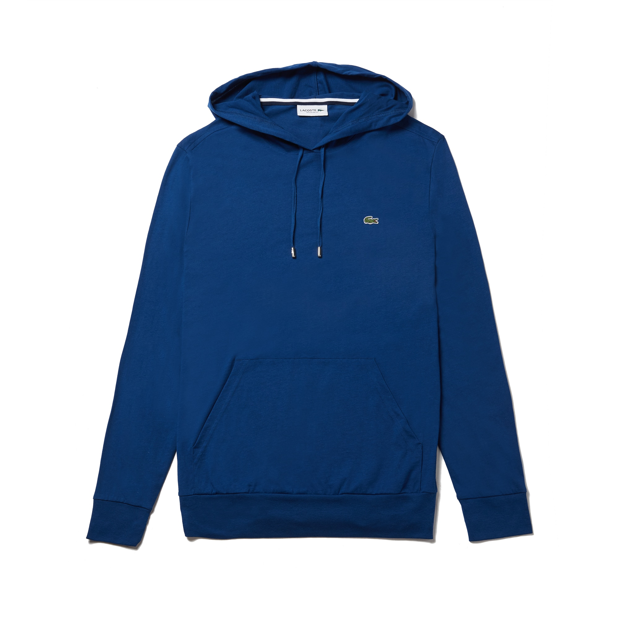 Men's Hooded Cotton Jersey Hoodie