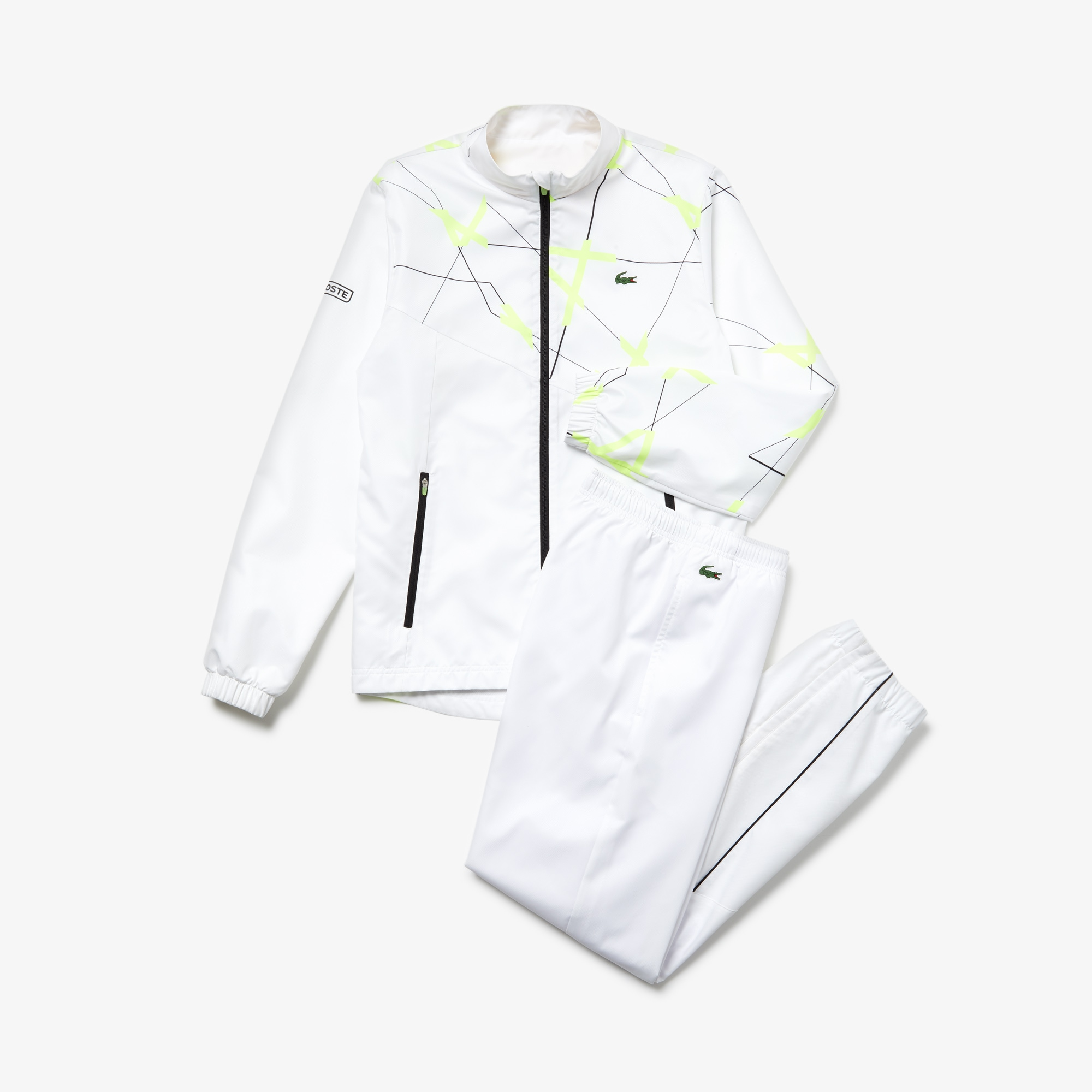 Men's SPORT Graphic Print Tennis Track Suit