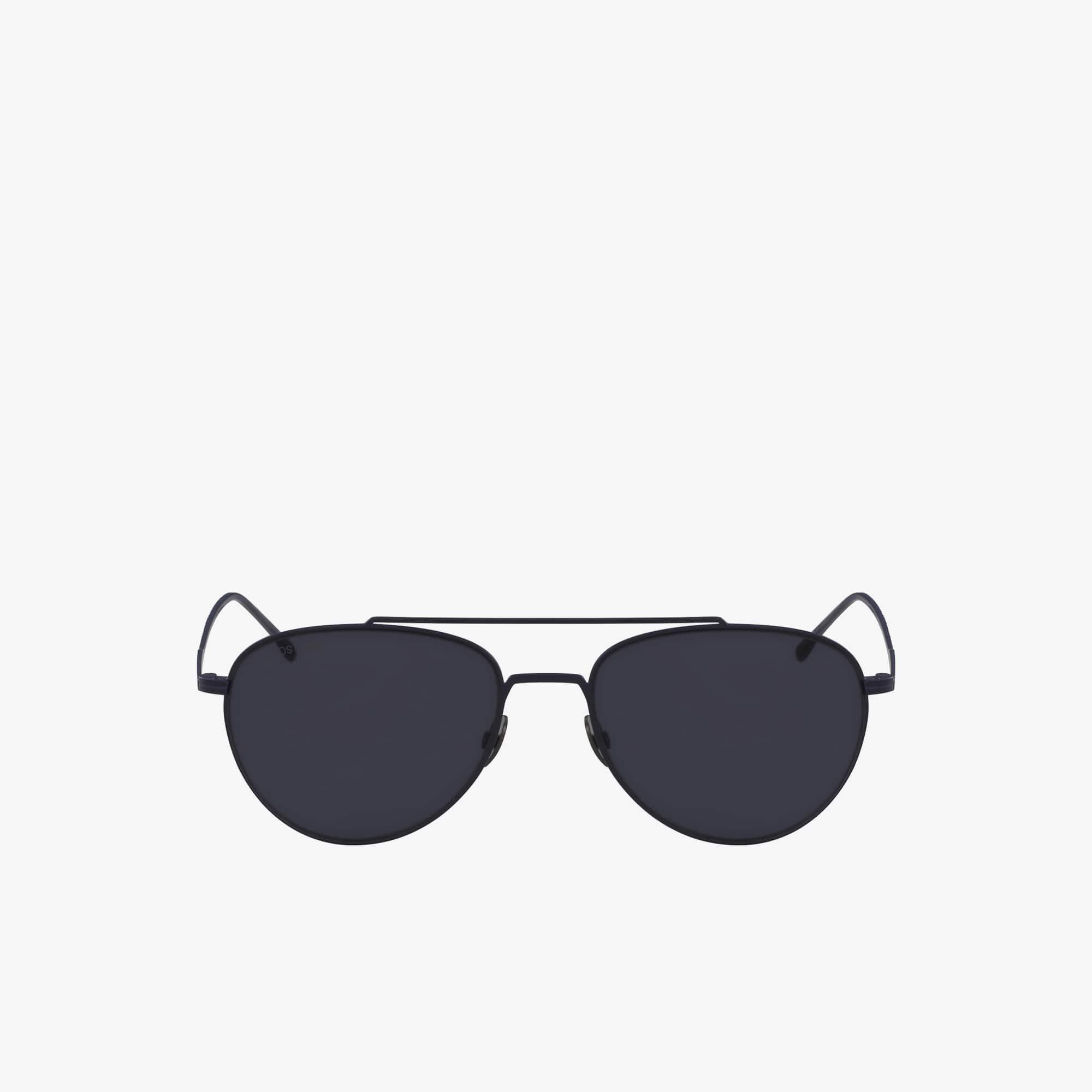 ccd700c104 Unisex Petit Piqué Sunglasses with Metal Frames