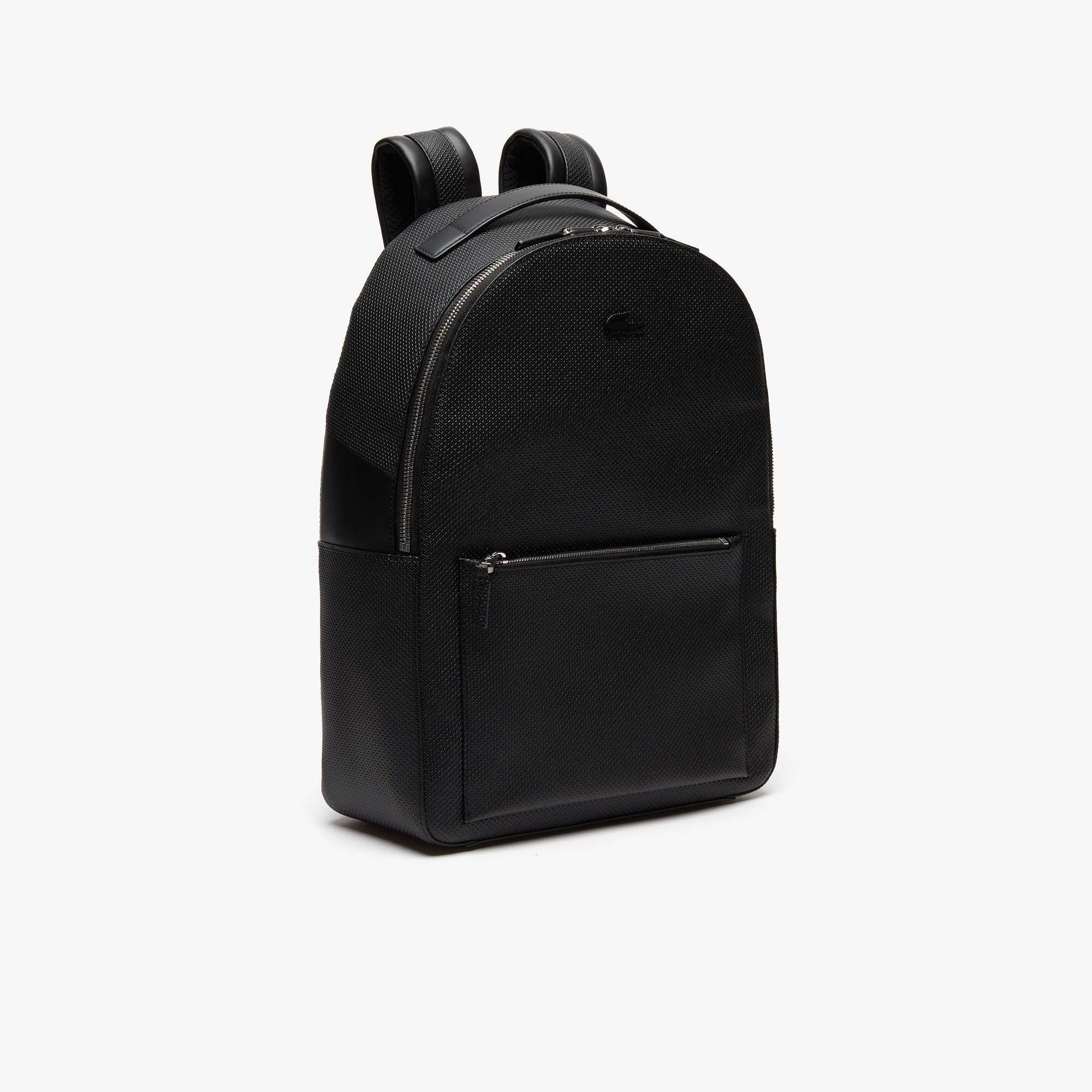 Men's Chantaco Soft Leather Zip Backpack