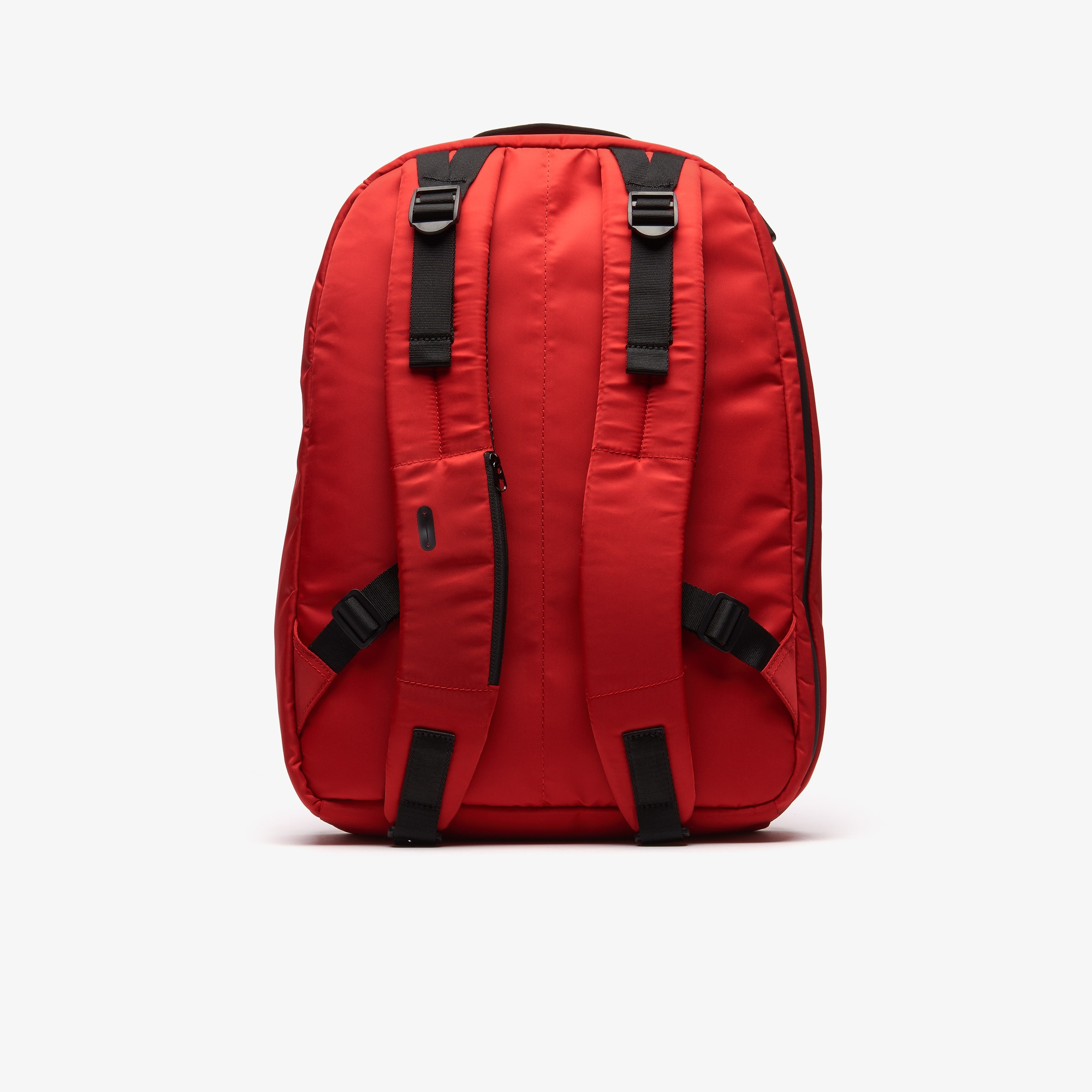 Men's Oversized Croc Canvas Backpack
