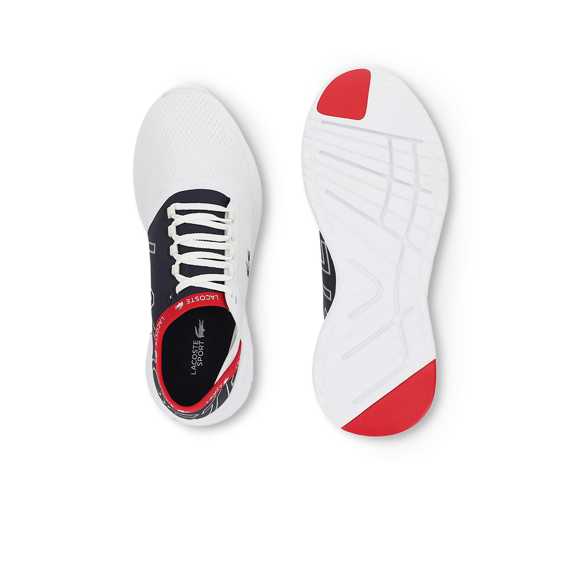 Men's LT Fit Sneakers with Tricolor